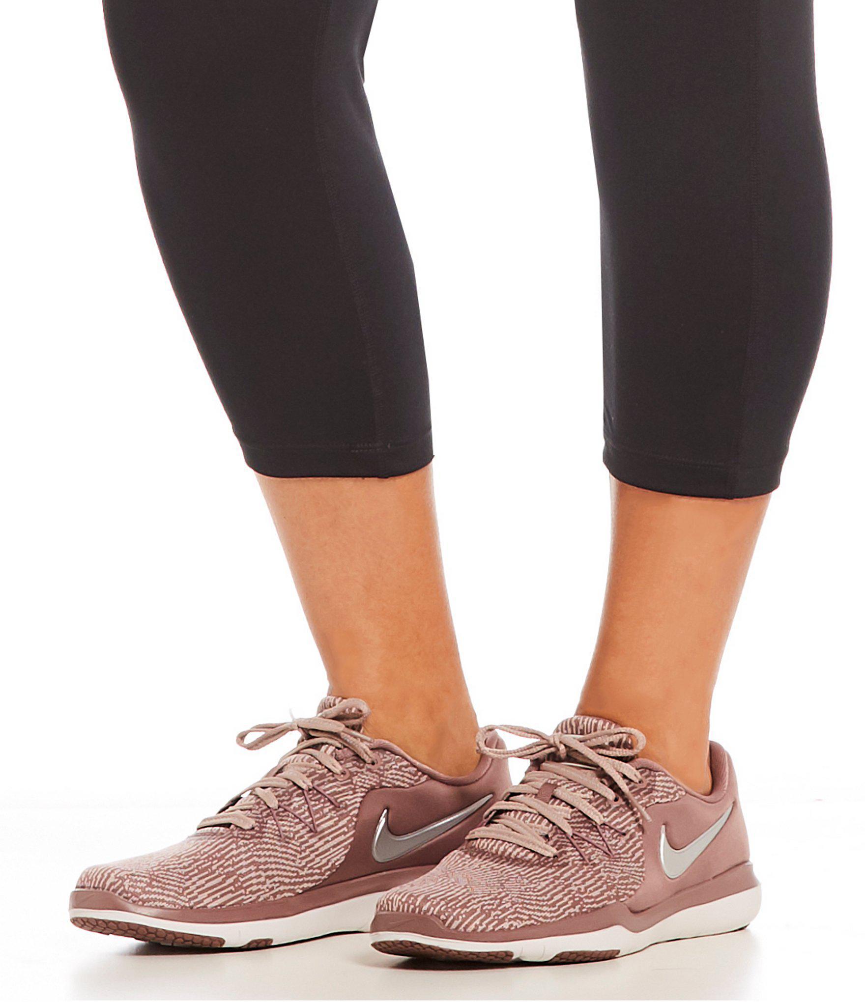 12a90c20b0e Nike Multicolor Women's Flex Supreme Tr 6 Print Training Shoe