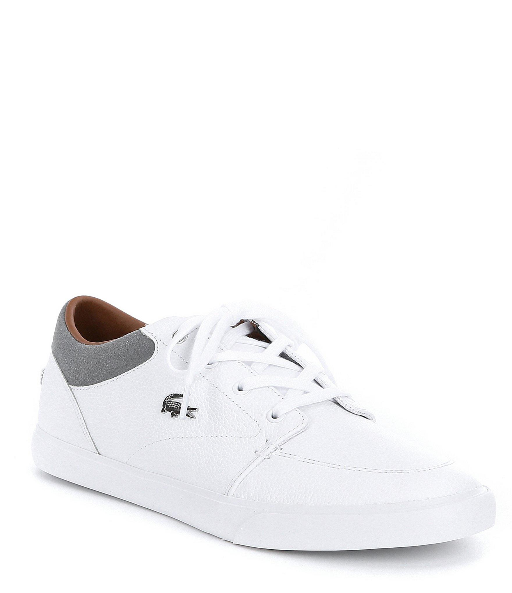 cc4a482f1db2b6 Lyst - Lacoste Men s Bayliss 118 Sneakers in Gray for Men