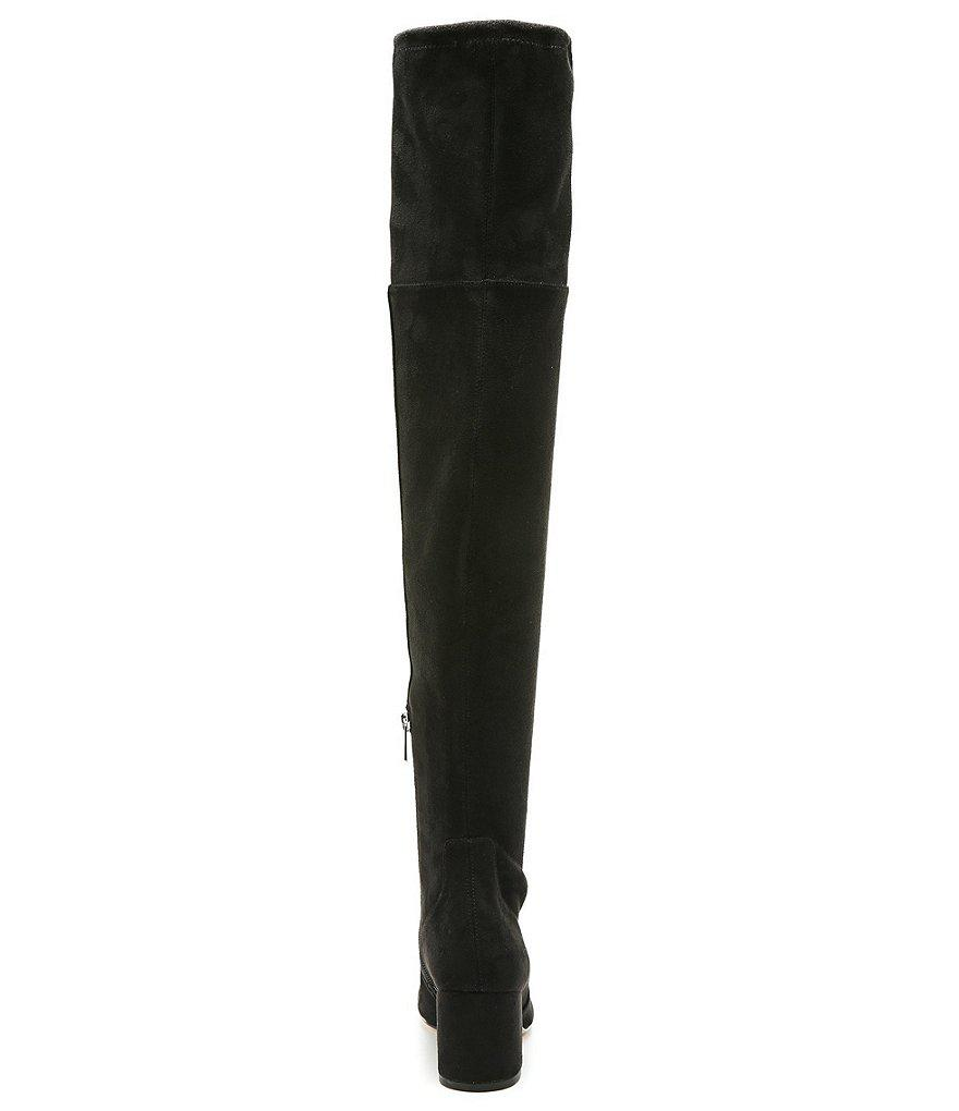 51b422ef120 Lyst - Sam Edelman Varona Over The Knee Boots in Black
