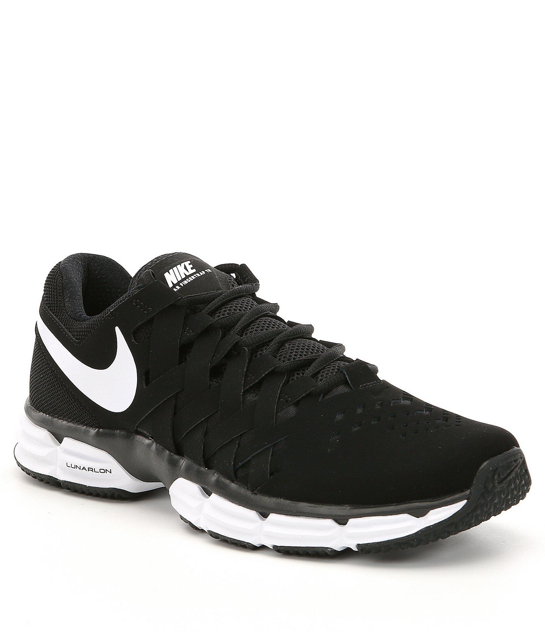 ebb7855ea9 Lyst - Nike Men ́s Lunar Fingertrap Training Shoes in Black for Men
