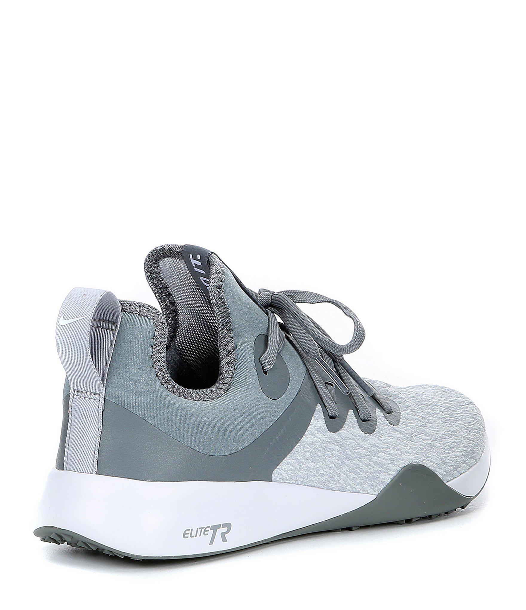 buy online 6953e 43905 Nike Women s Foundation Elite Tr Training Shoe in Gray - Lyst
