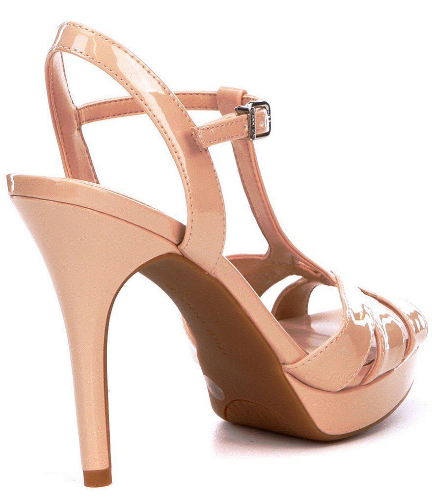 Heleena Patent Dress Sandals 8PozK