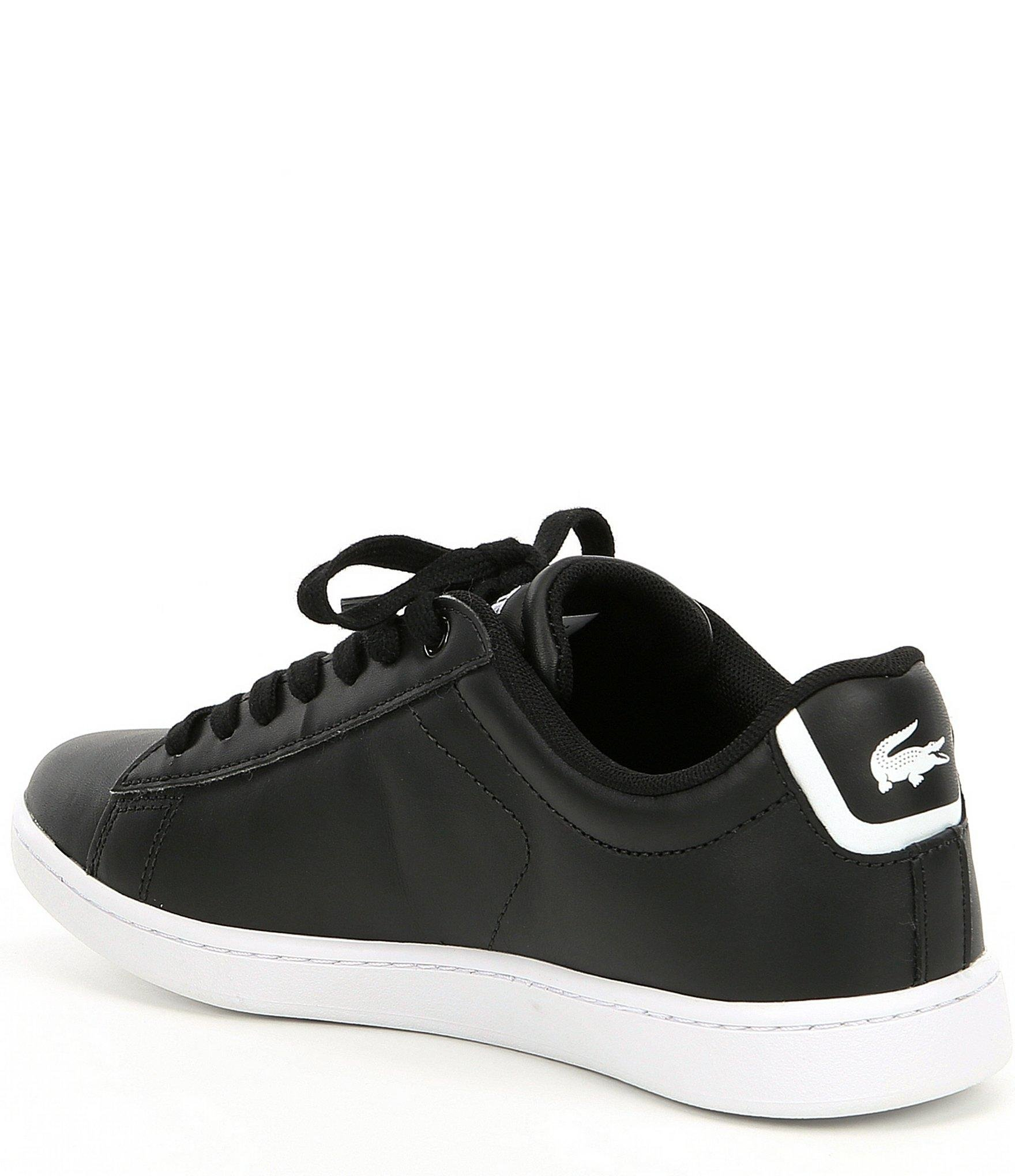 4e7bc1a7 Lyst - Lacoste Women's Carnaby Bl 1 Sneakers in Black