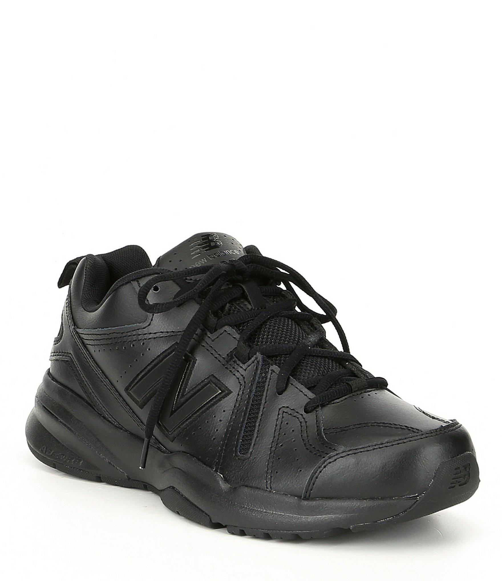 914849578cc9 Lyst - New Balance Men s 608 V5 Training Shoe in Black for Men