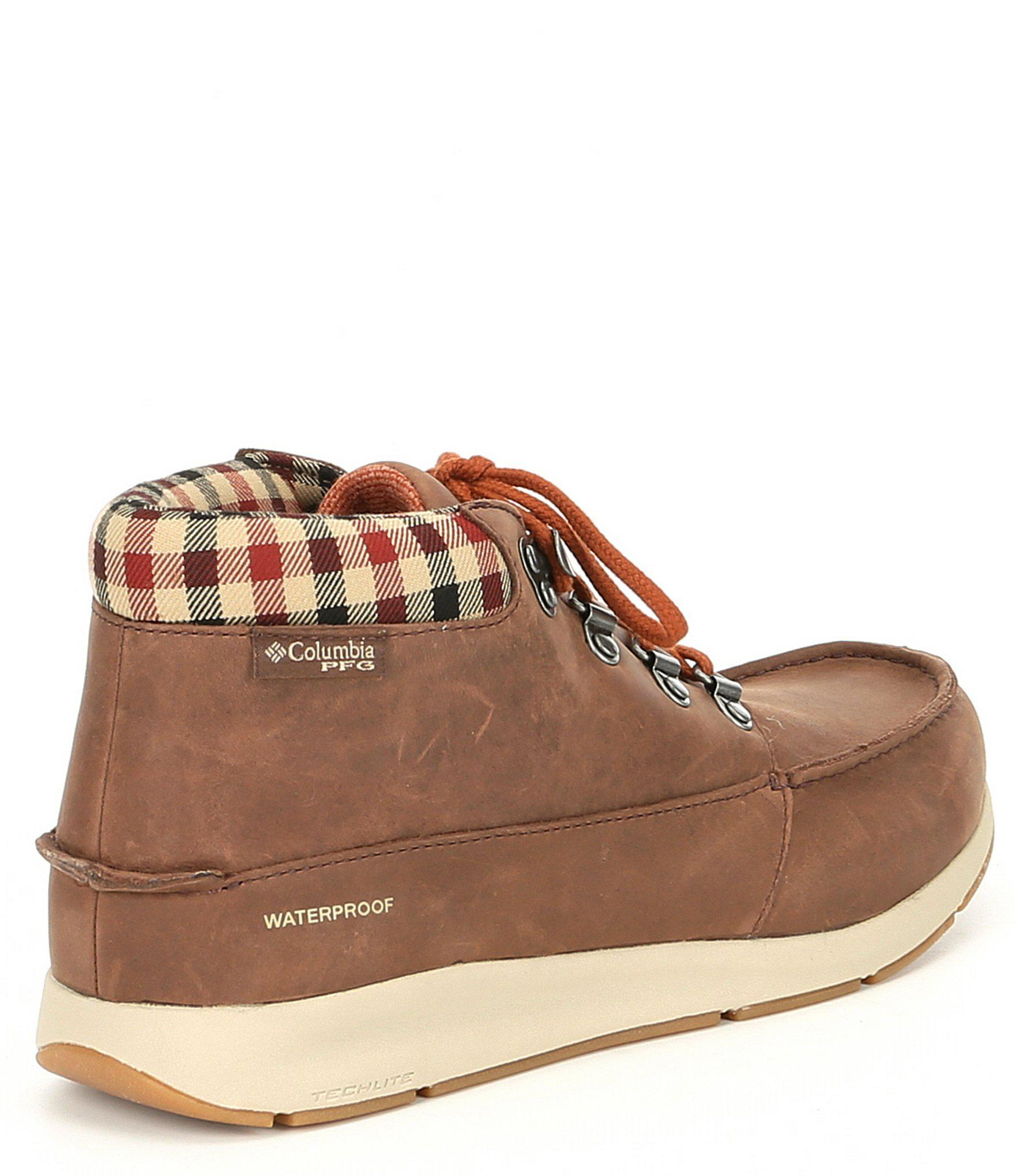 Columbia Mens Bahama PFG Waterproof Boot Fashion