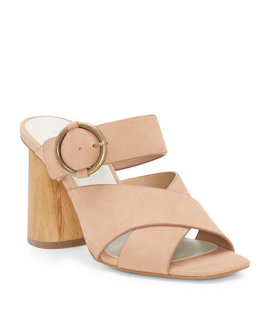 1. STATE Icendra Leather Block Heel Dress Sandals 3cUGMt0E