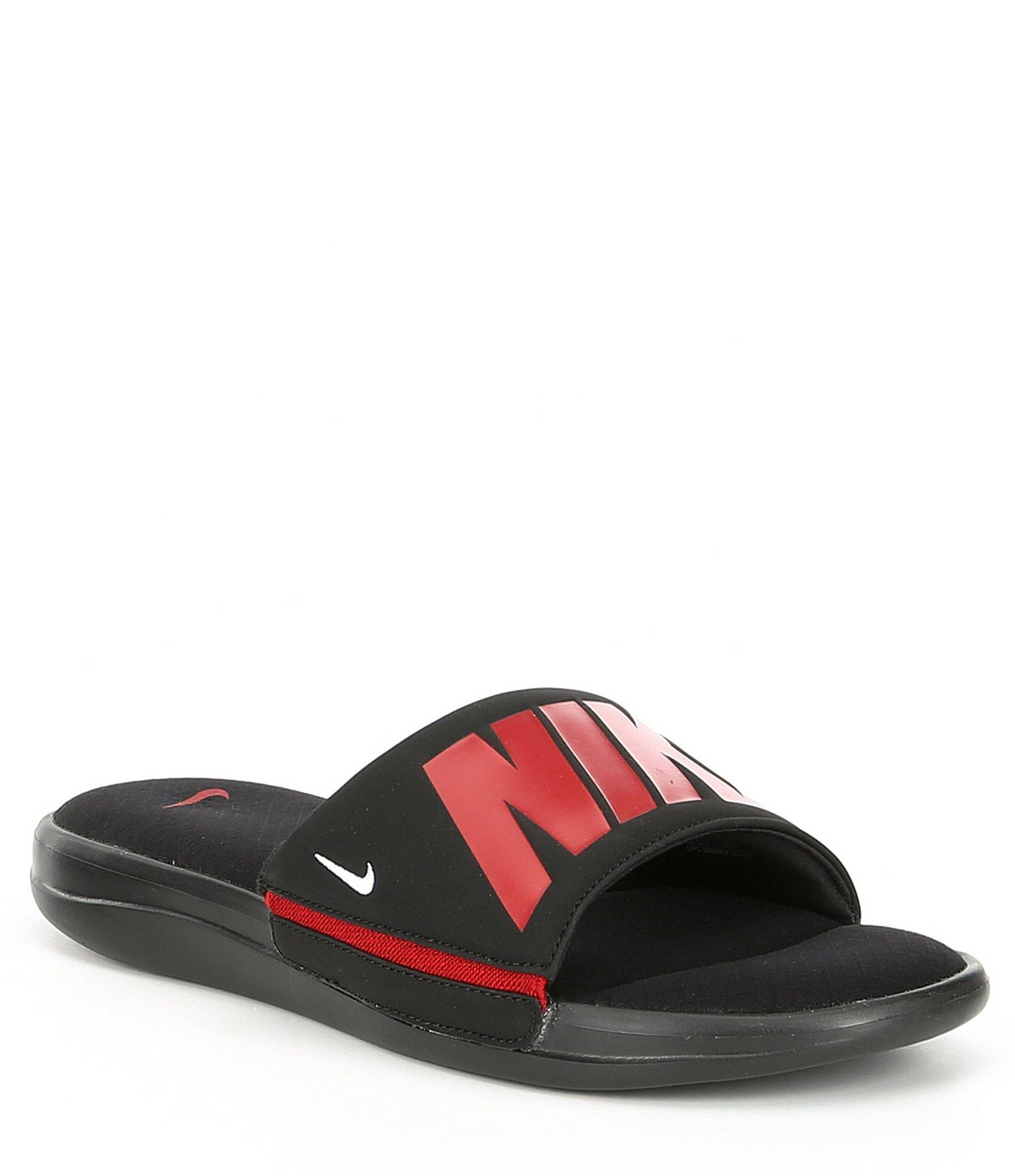 db1272241 Nike Ultra Comfort 3 Slide Sandal in Black for Men - Lyst