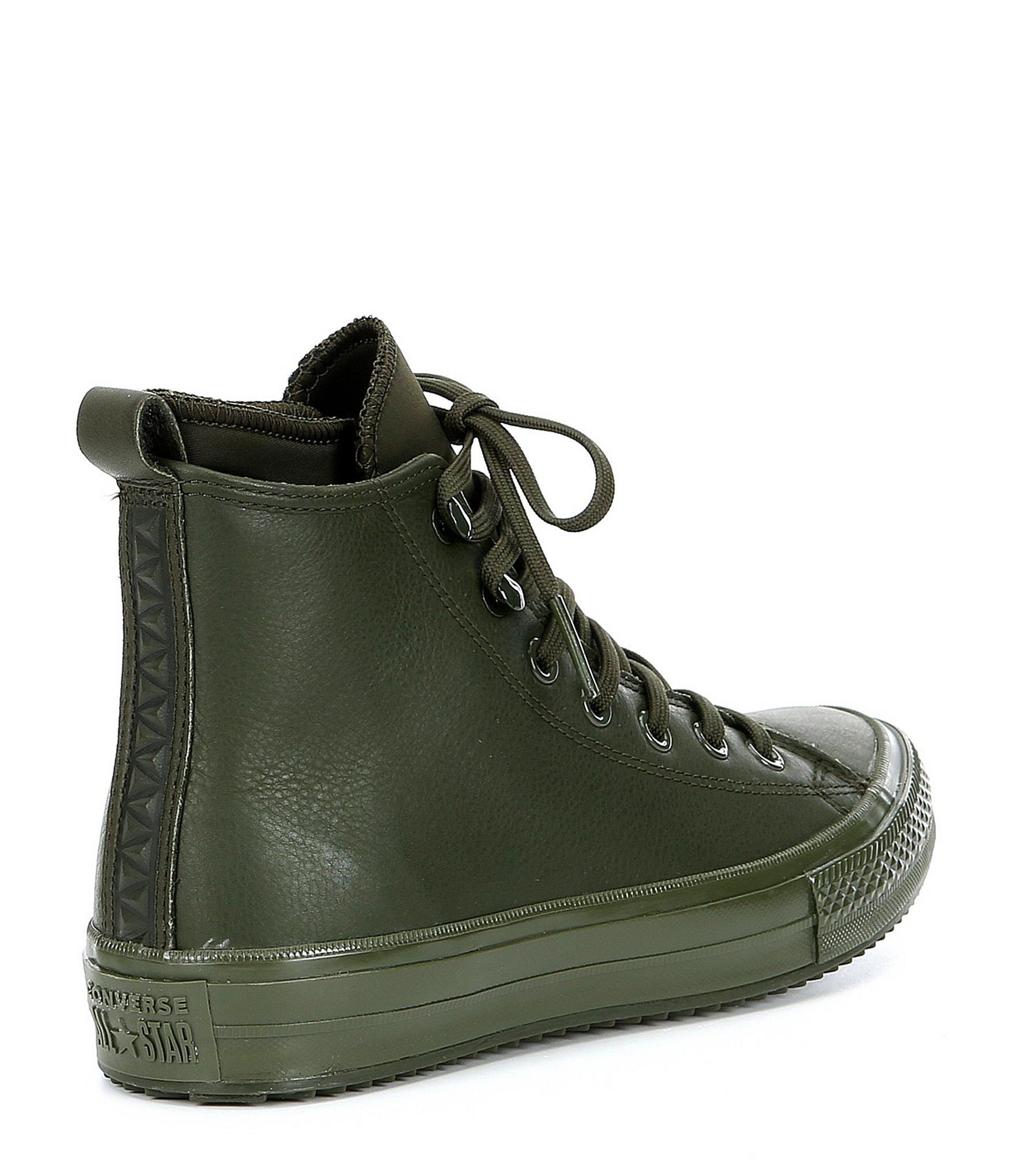 3e8f6a84c51 Lyst - Converse Chuck Taylor All Star Waterproof Boot Hi Sneakers in ...