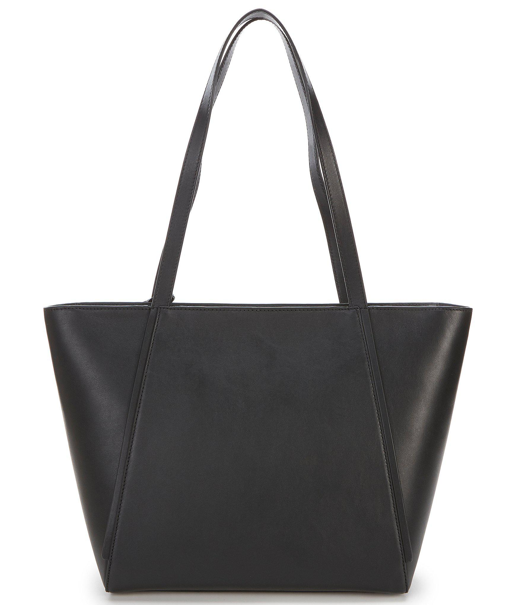 6616968f36ce MICHAEL Michael Kors - Black Whitney Large Top Zip Tote Bag - Lyst. View  fullscreen