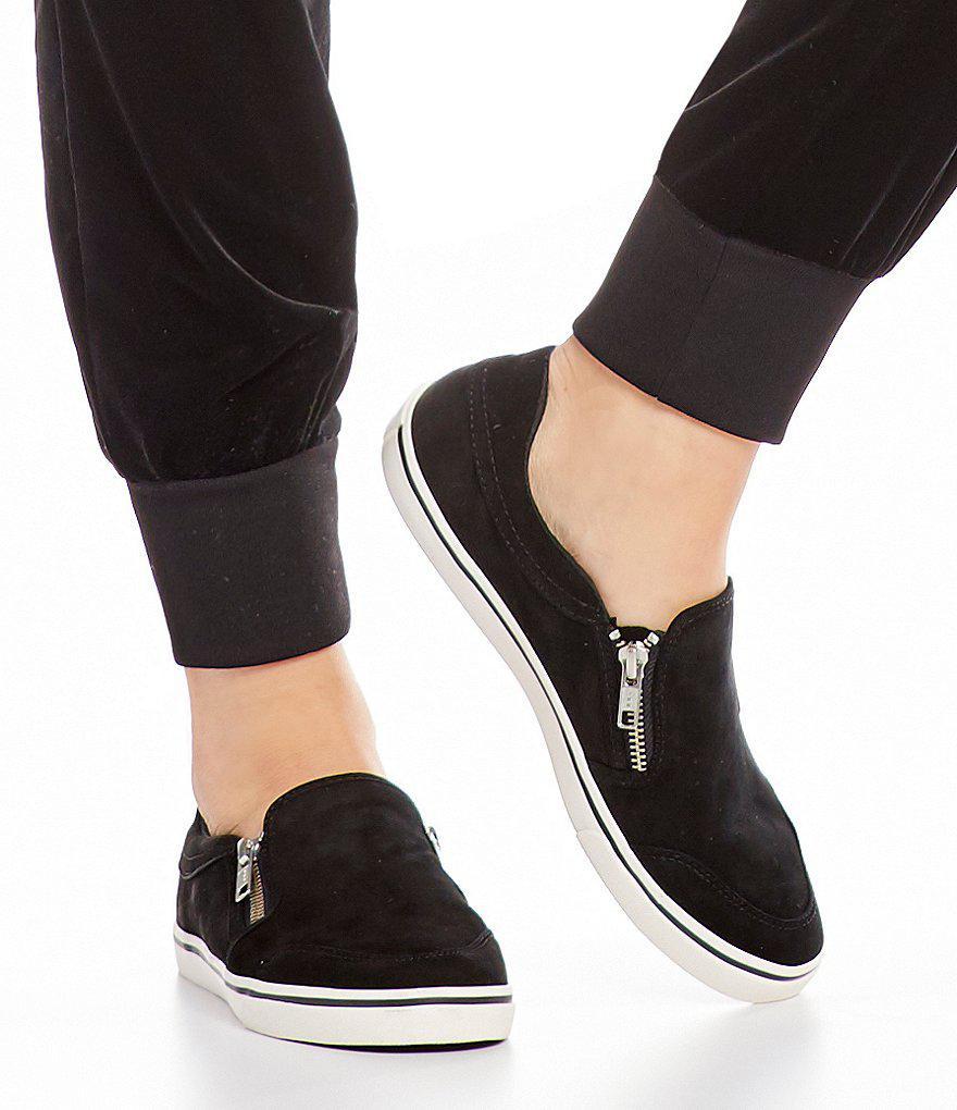 Lauren Ralph Lauren Jeorgia Zip Slip-On Sneaker 2BAGHj