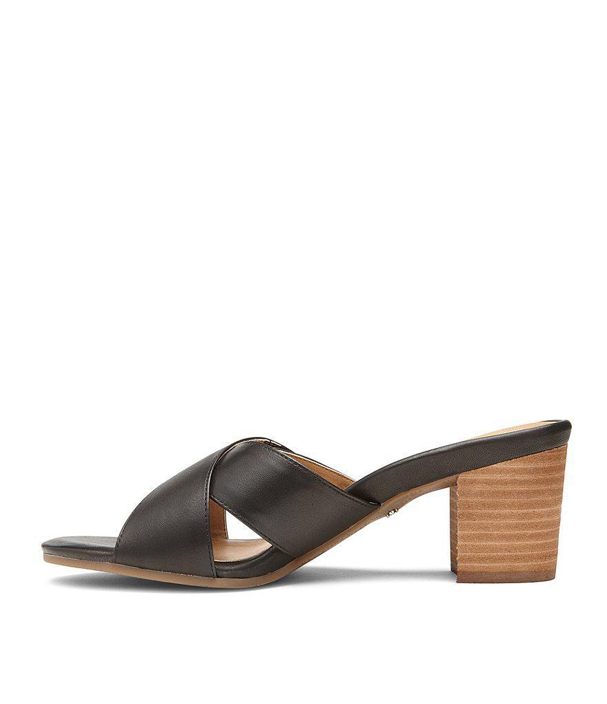 Lorne Slide Block Heel Sandals cQsqDN