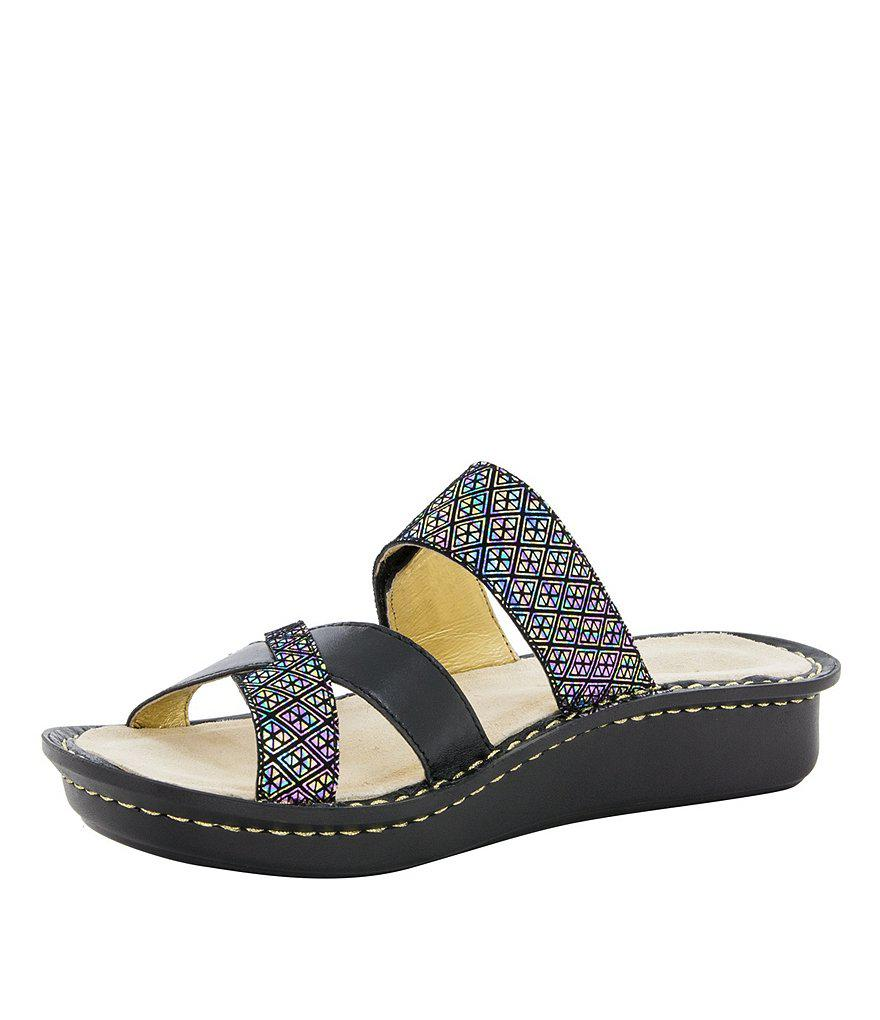Alegria Victoriah Diamonds Forever Slides