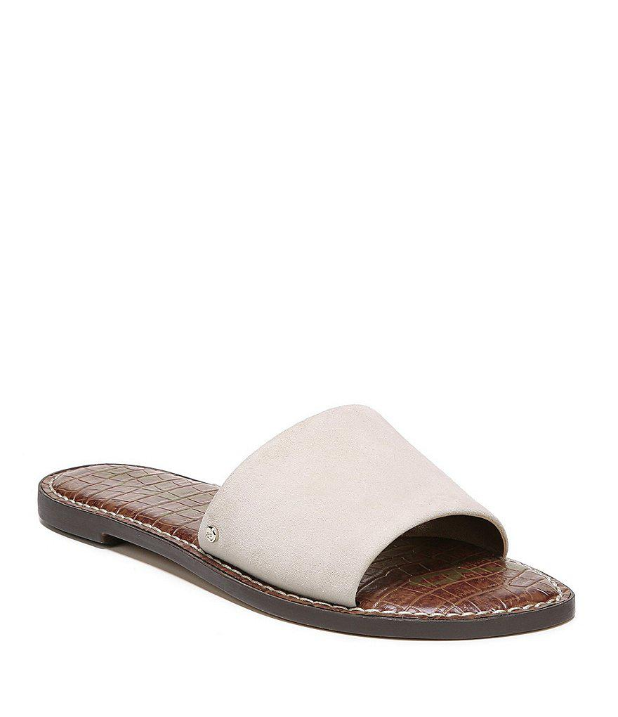 Gio Suede Sandals X2SKVG