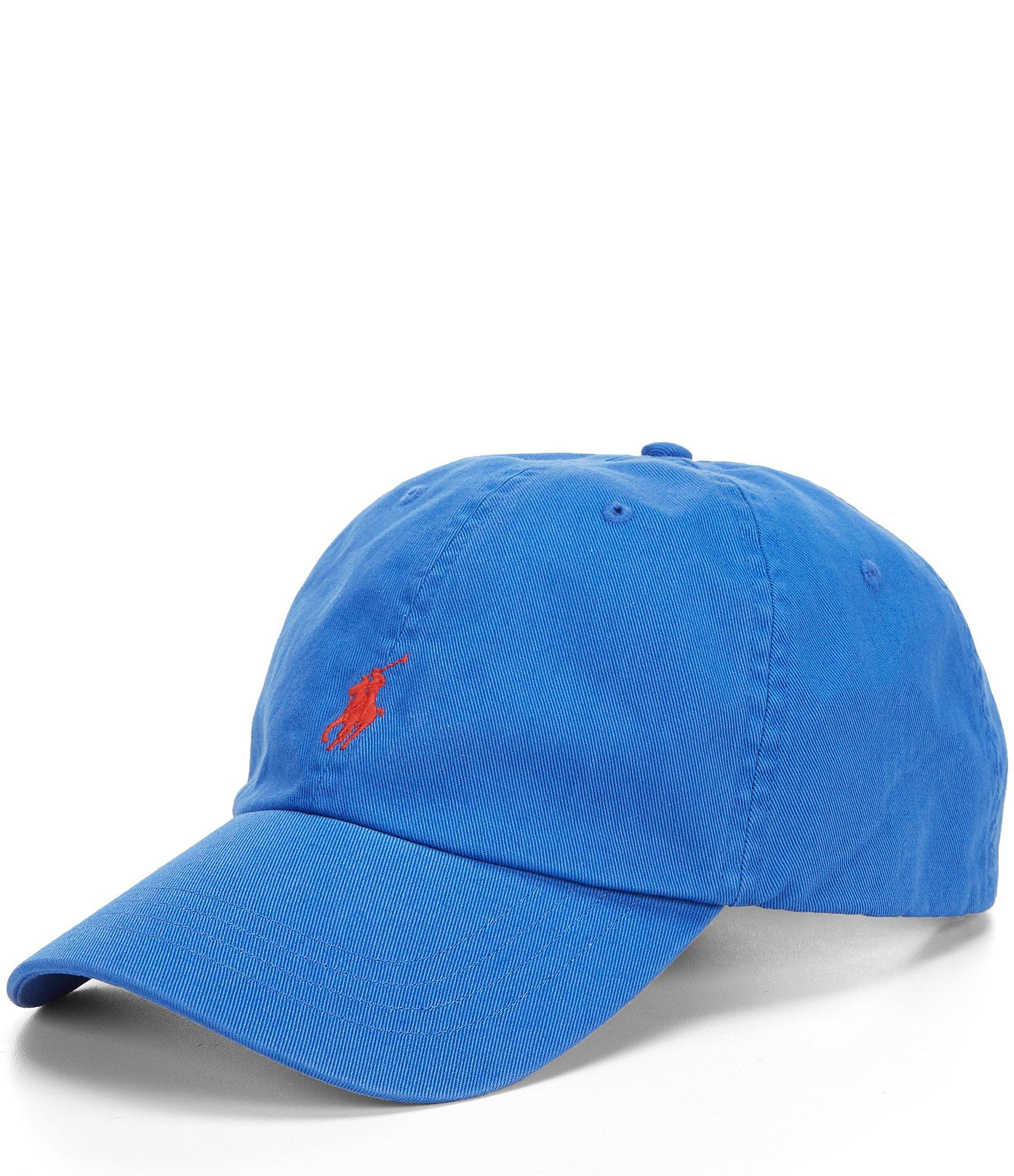 350310ea Lyst - Polo Ralph Lauren Big & Tall Cotton Chino Baseball Cap in ...
