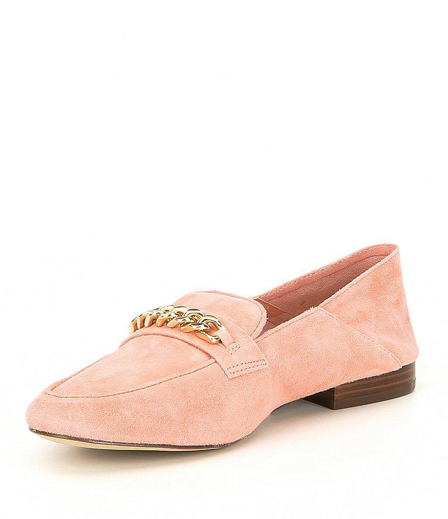 Gemona Suede Loafers