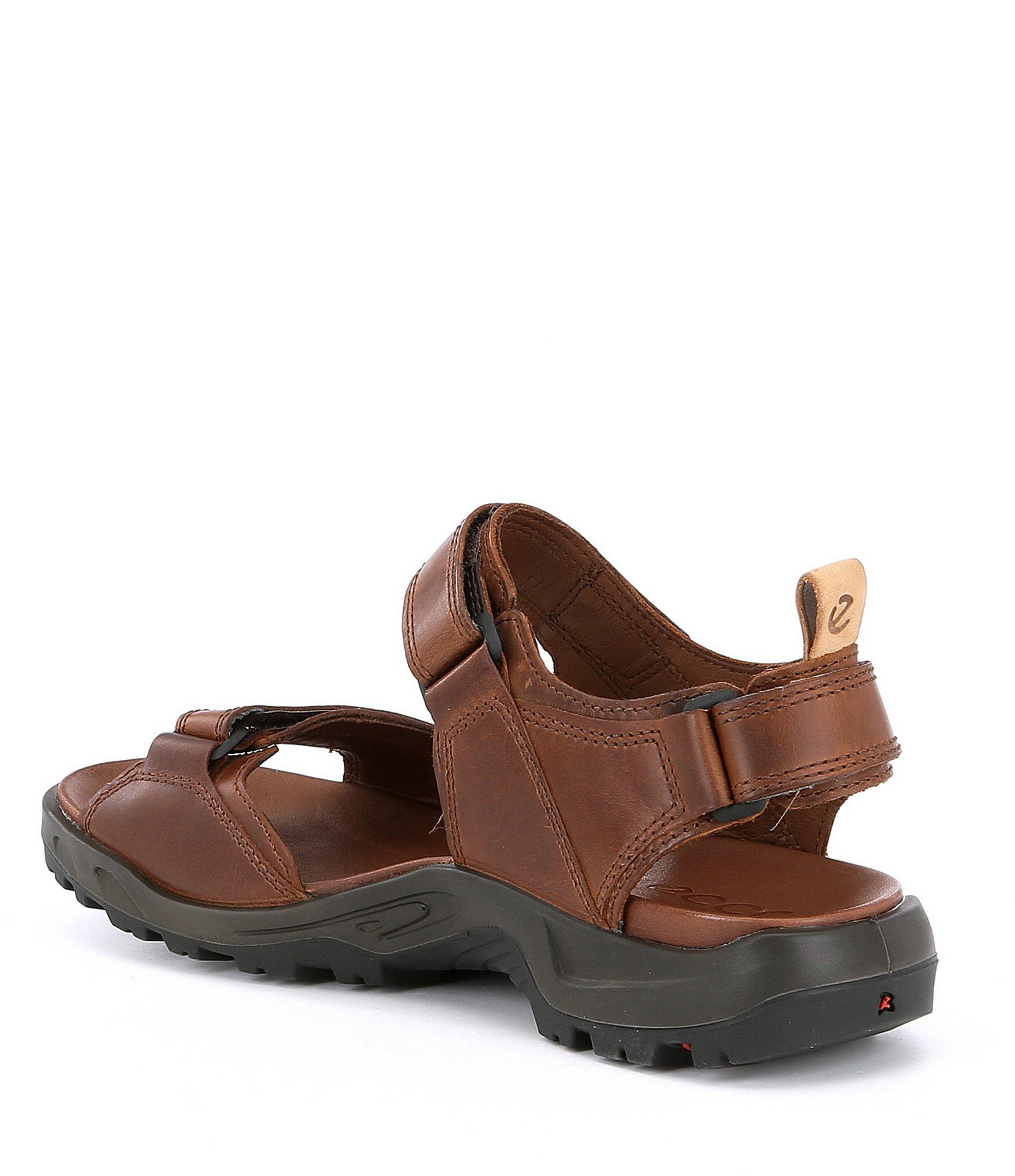 Offroad Brown Men Lyst Men's Premium For In Ecco Sandals Yg6f7bIyv
