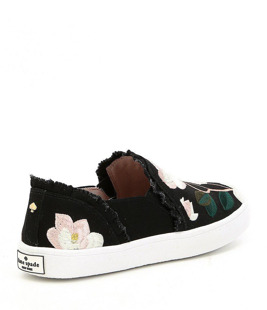 Leonie Floral Embroidery Design Sneakers GRyGJa4