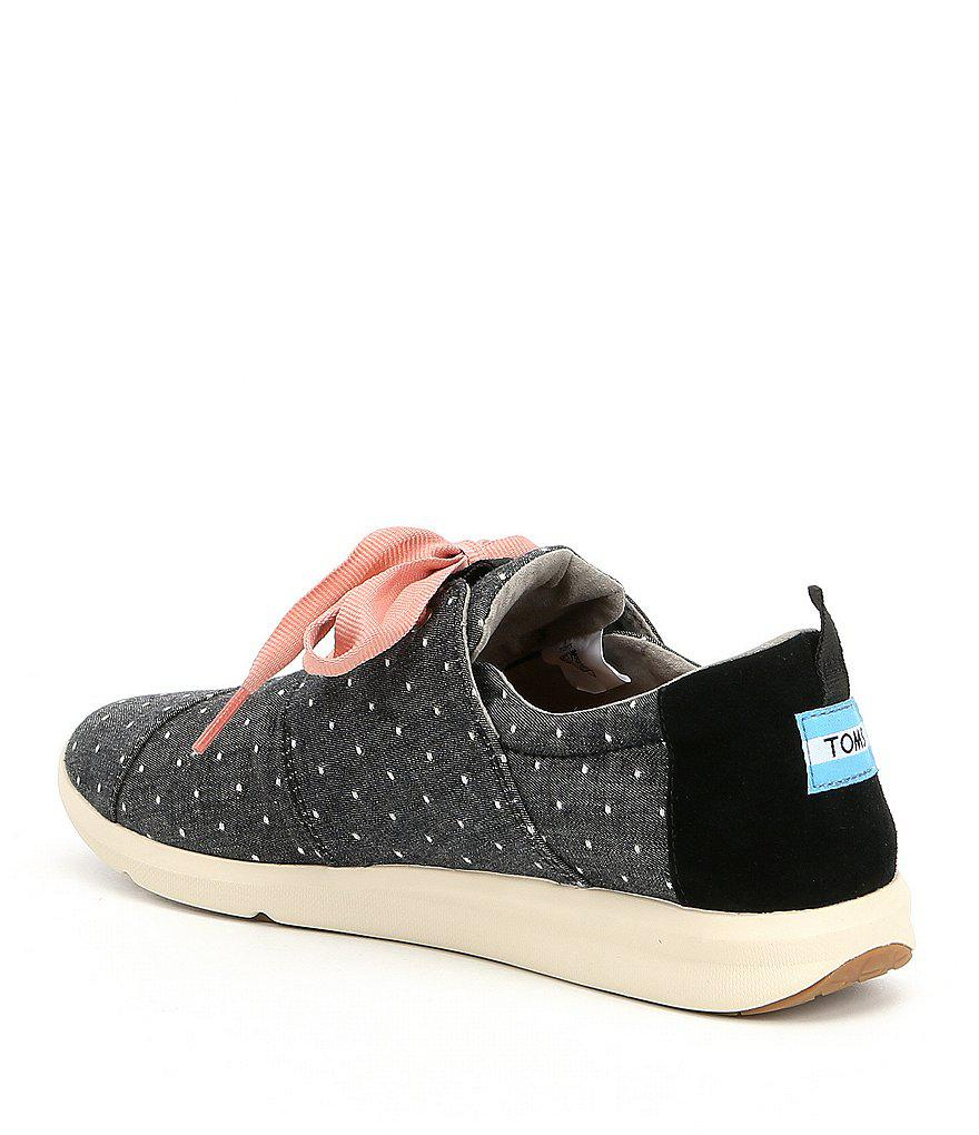 Delray Dot Chambray Sneakers NQuus