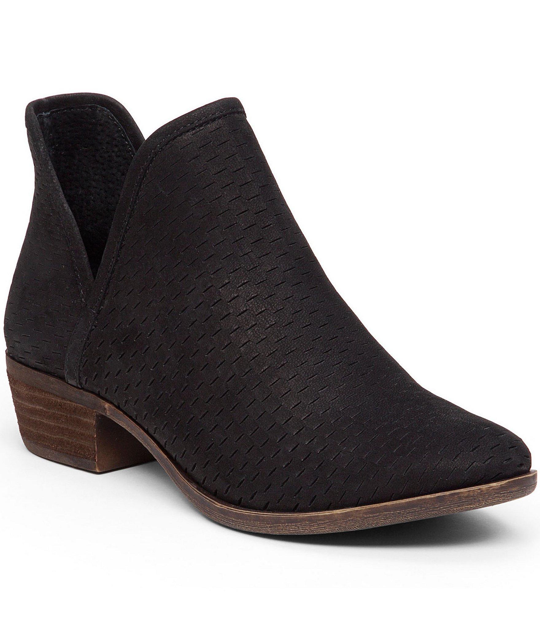 ae80afbf678 Women's Black Bashina Leather Ankle Boots