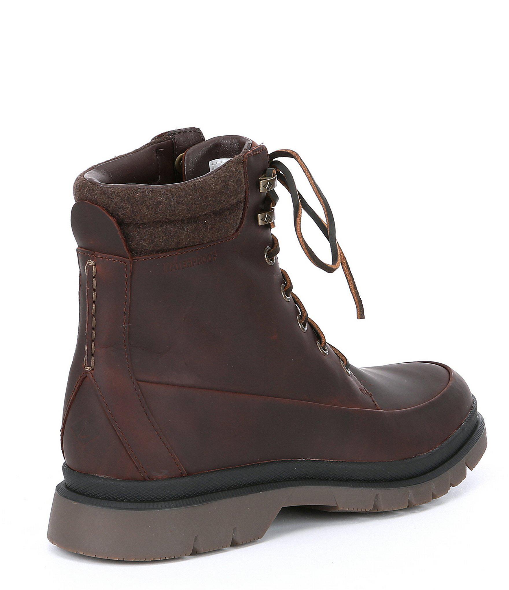 Waterproof Boot in Brown for Men