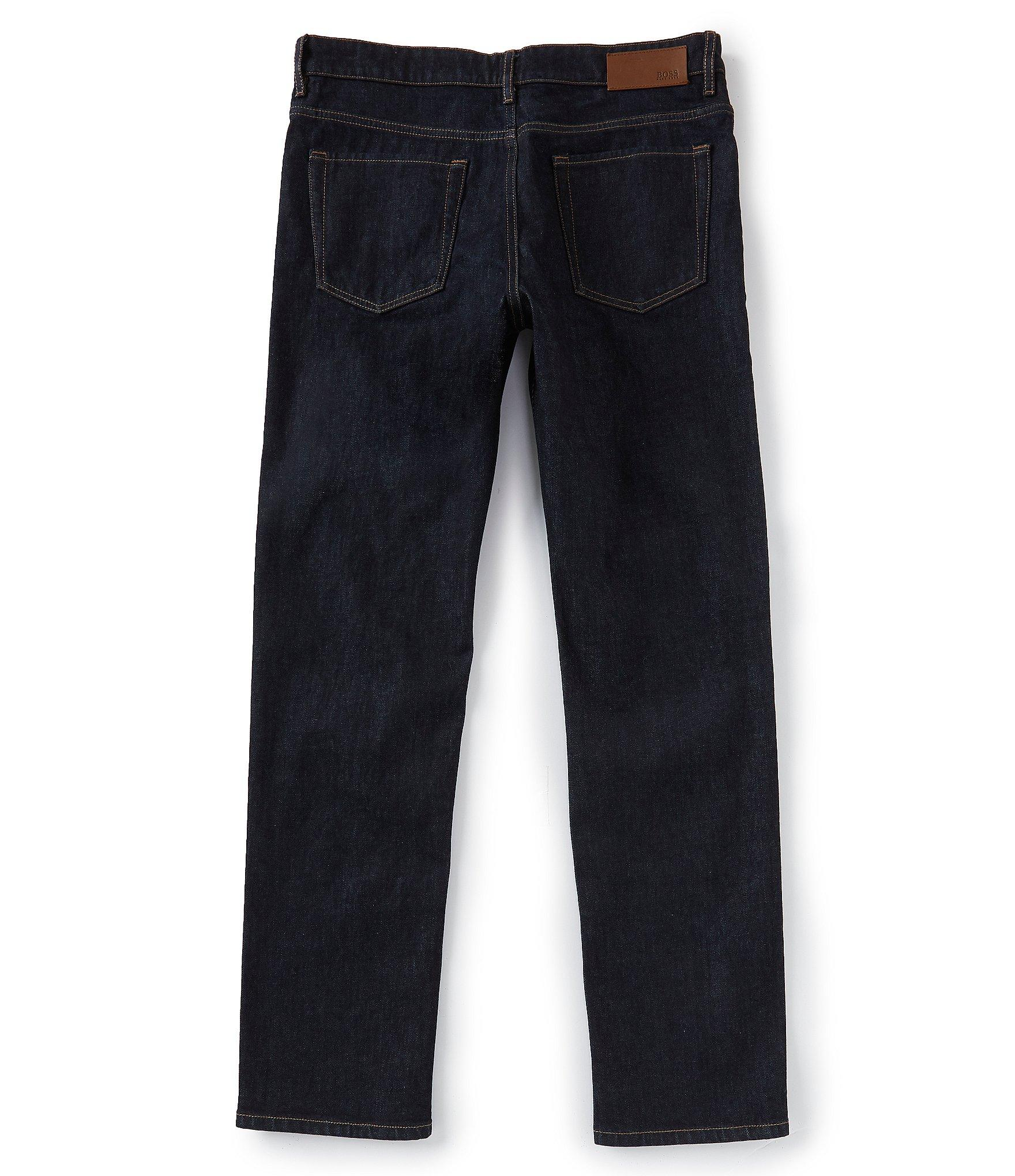 c8d0a52ac ... Boss Albany Relaxed-fit Jeans for Men - Lyst. View fullscreen