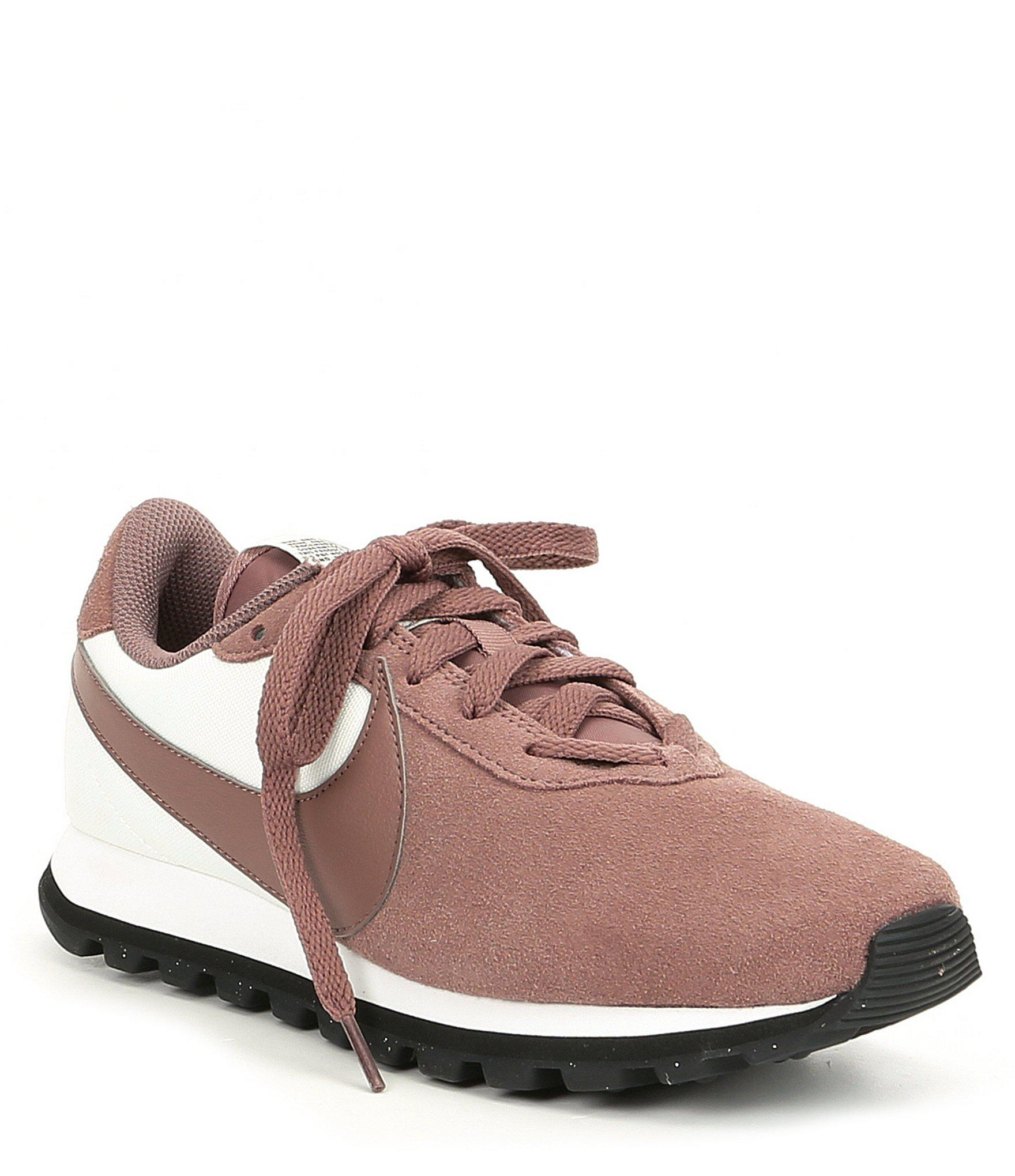 c871fa45733d Lyst - Nike Women s Pre-love O.x. Suede Lifestyle Shoe in Pink