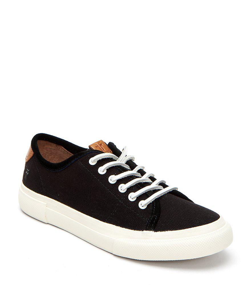 Frye Maya Low Lace-Up Sneakers 88BPse
