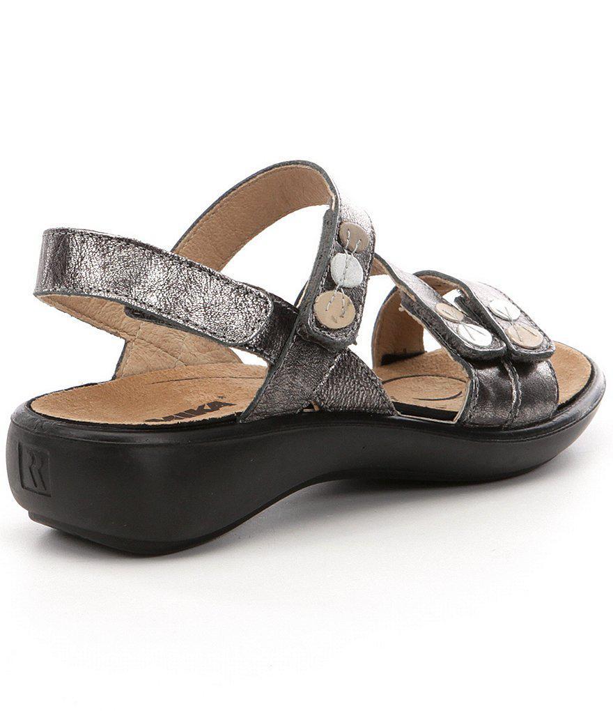 Ibiza 55 Banded Leather Sandals lljYX0