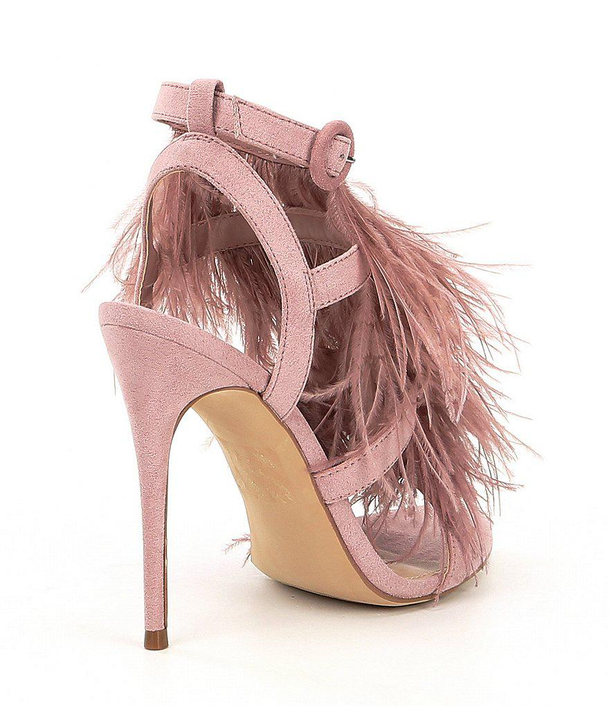 Fefe Feather Pumps ylx0hOx