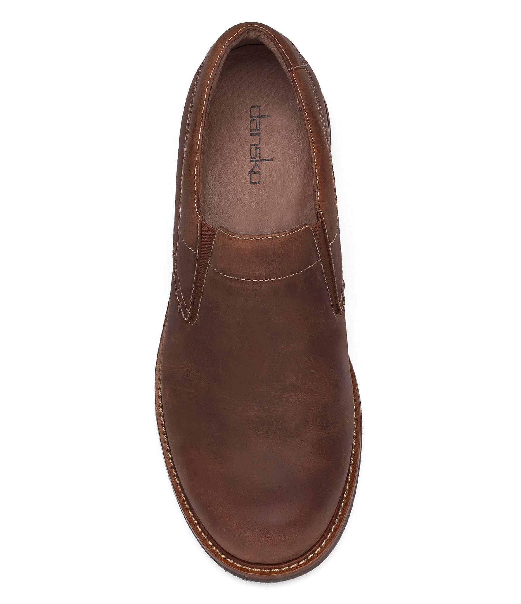 Dansko Men/'s Jackson Slip-on Loafer