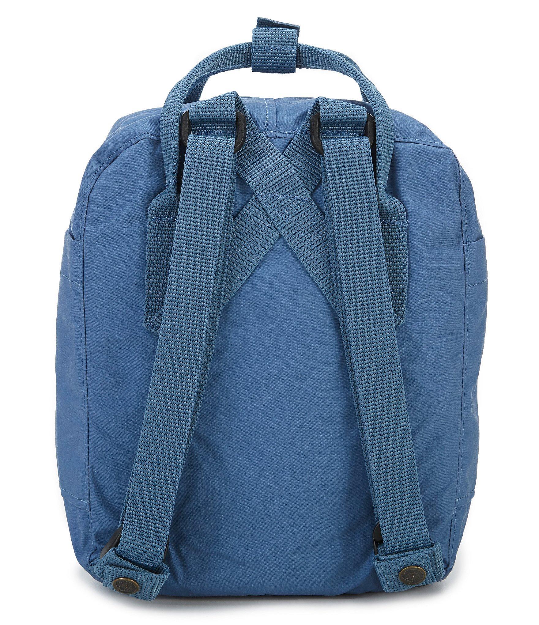 433f5ec5ce4 Fjallraven - Blue Mini Kanken Water-resistant Backpack for Men - Lyst. View  fullscreen