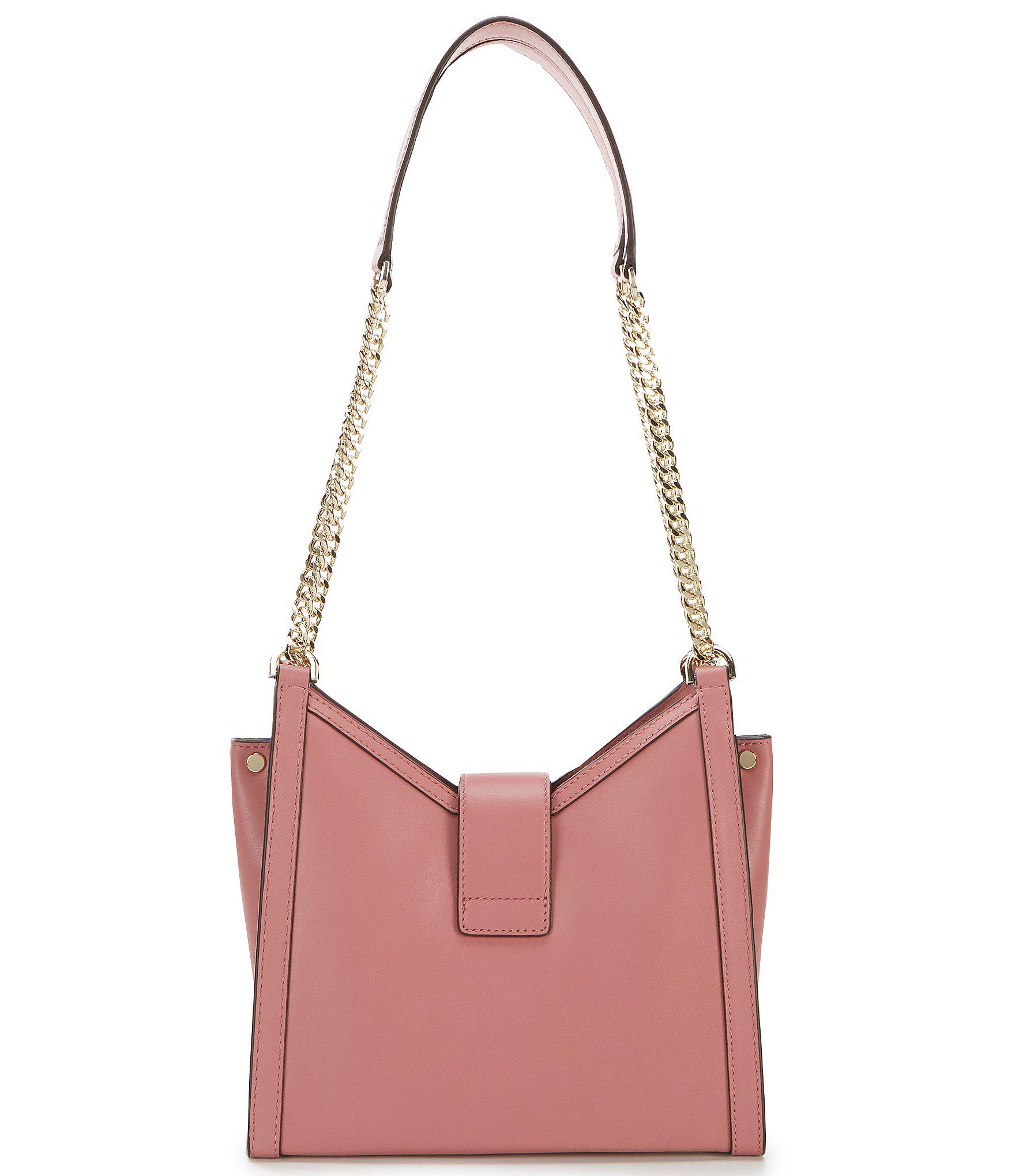 c5396058f317 MICHAEL Michael Kors - Multicolor Whitney Small Chain Shoulder Tote - Lyst.  View fullscreen