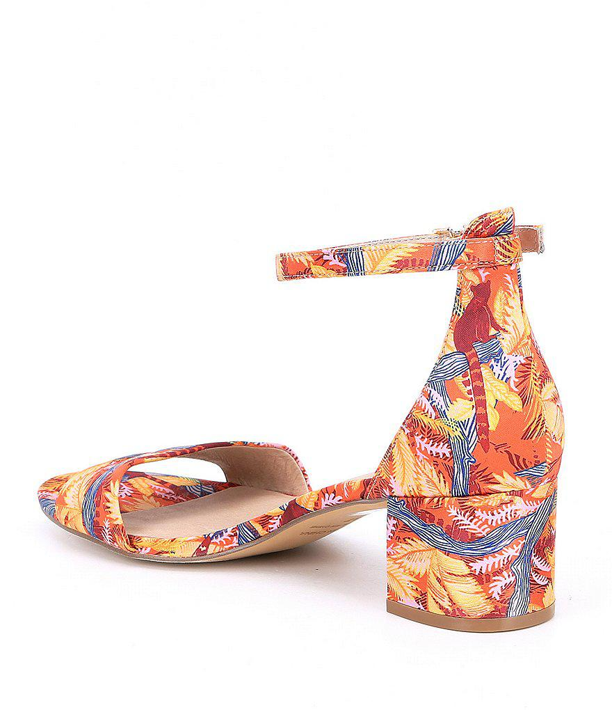 Free People Marigold Tropical Suede Sandals dFvJuVOw