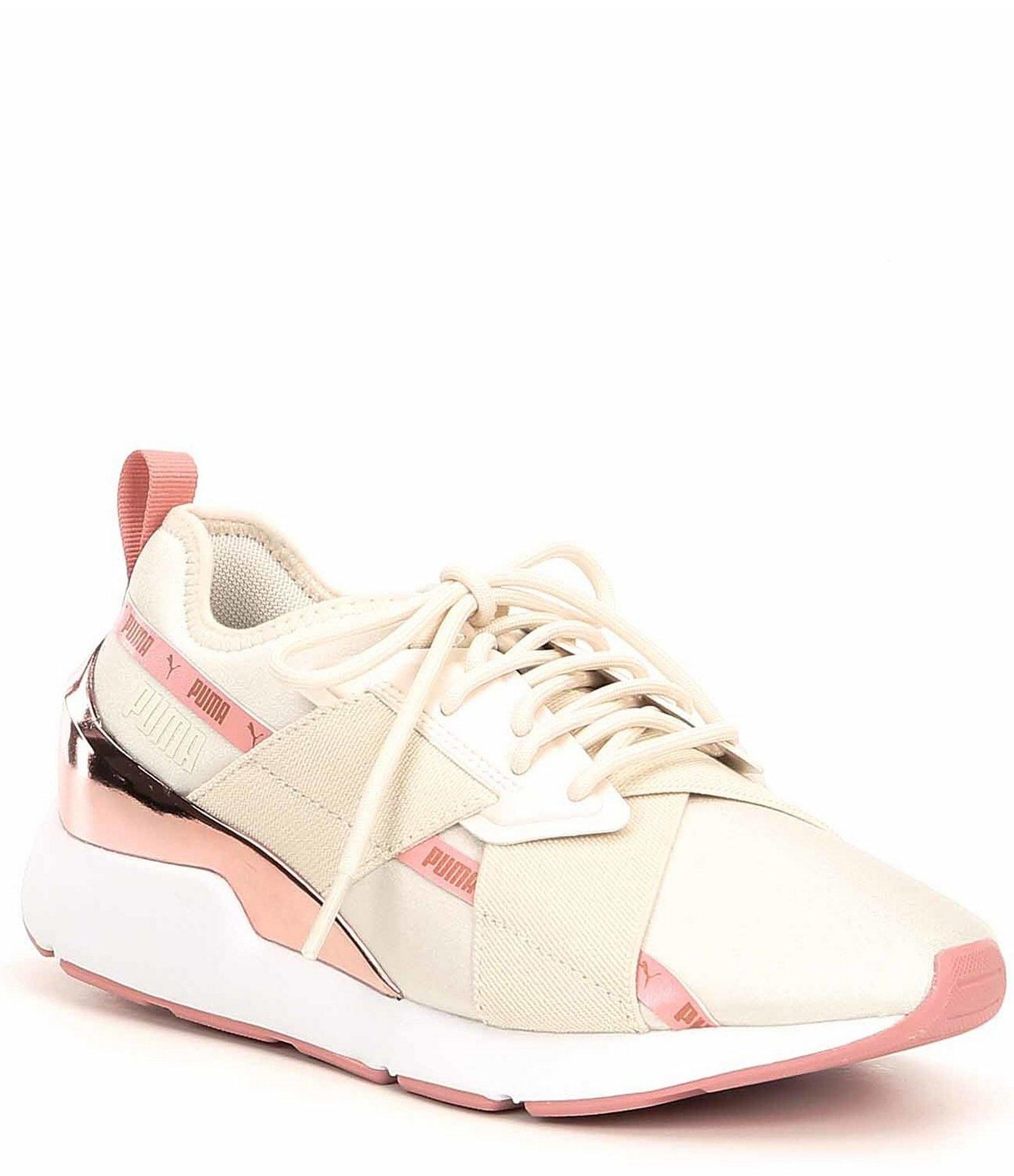 PUMA Women's Muse X 2 Metallic Shoes