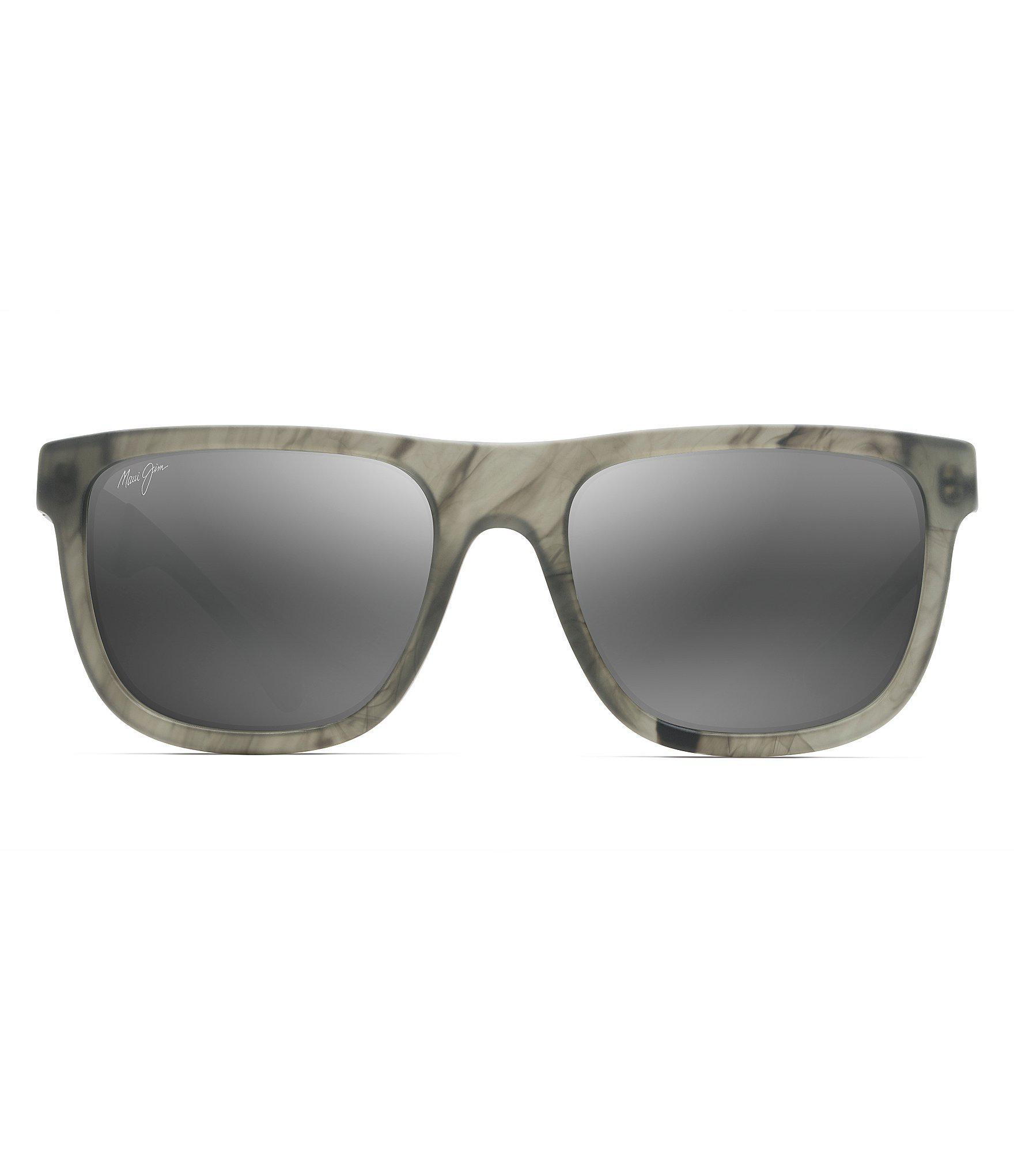 edcee9e2d87 Lyst - Maui Jim Talk Story Polarized Sunglasses in Gray for Men