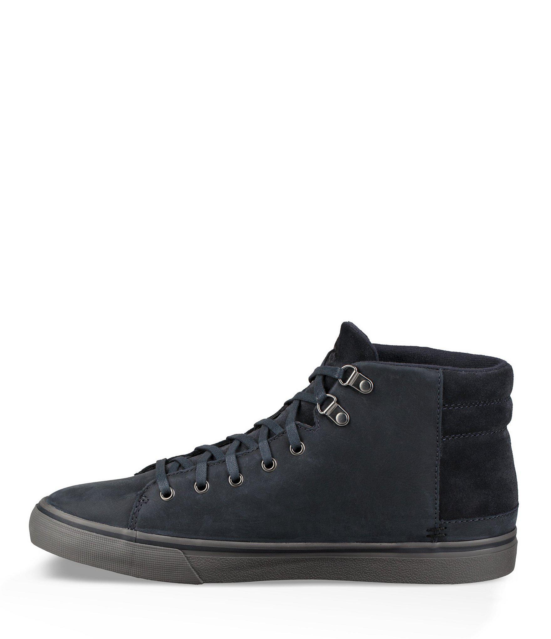 6382ab5d3dd Ugg - Blue Men's Hoyt Ii Waterproof Sneaker for Men - Lyst