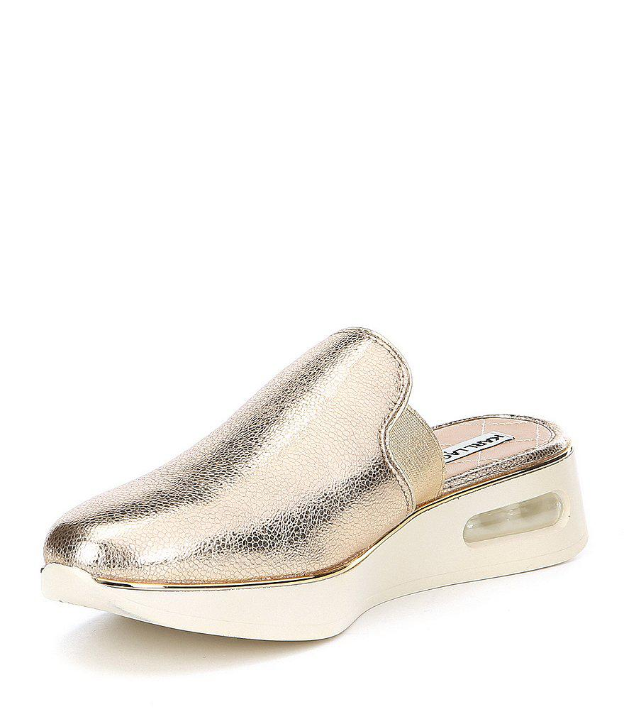 Calista Metallic Air Sneakers Mules 91tCL5nKP