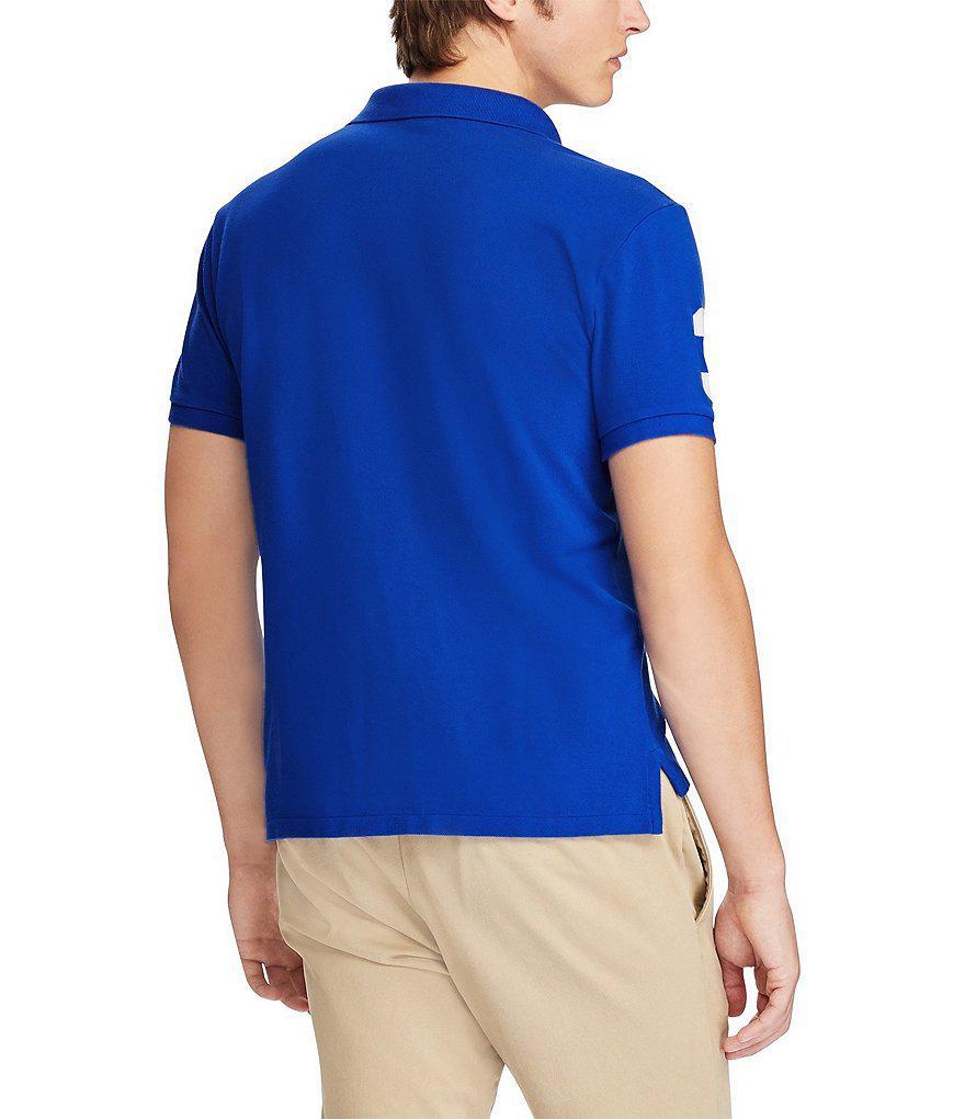... Pony Short-sleeve Polo Shirt for. View Fullscreen