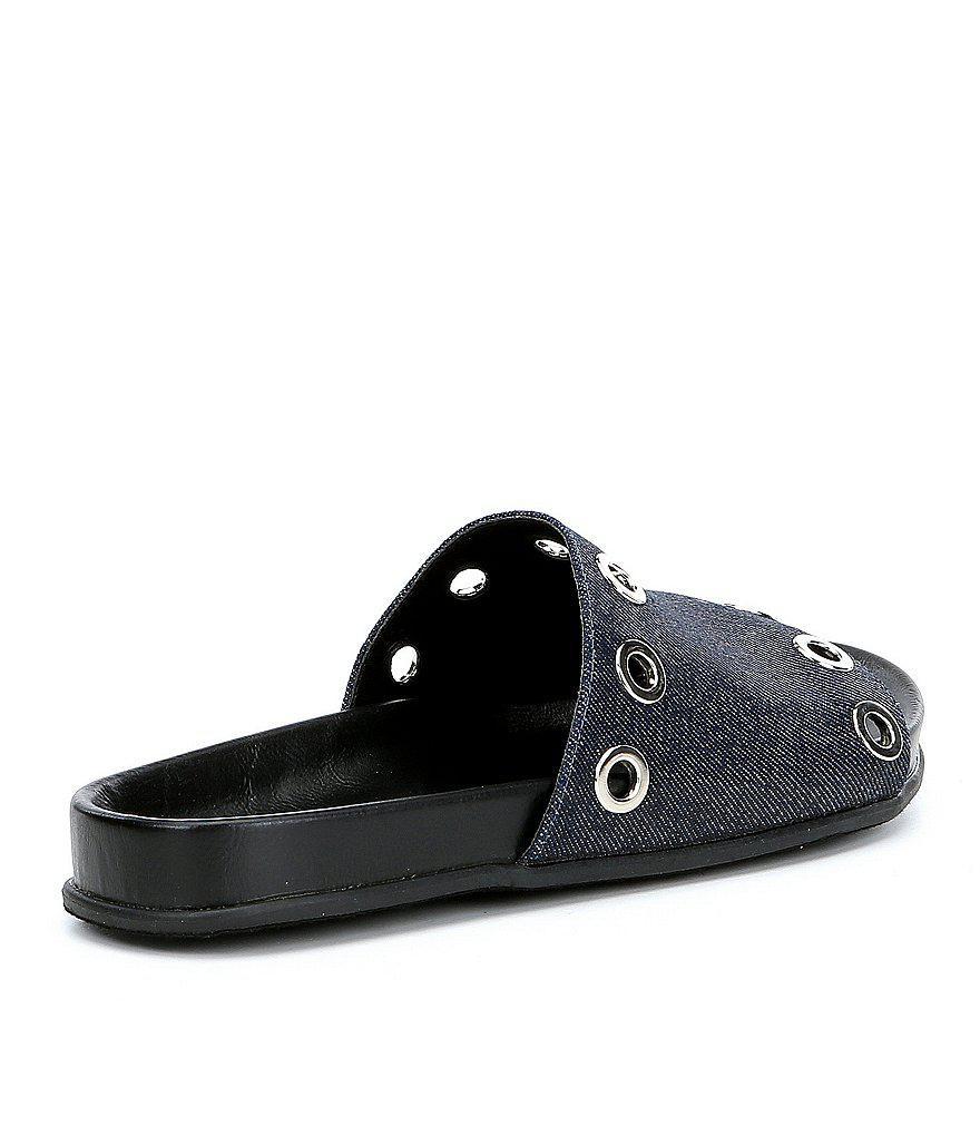 Lenny Grommet Detail Sandals KQrZVQh