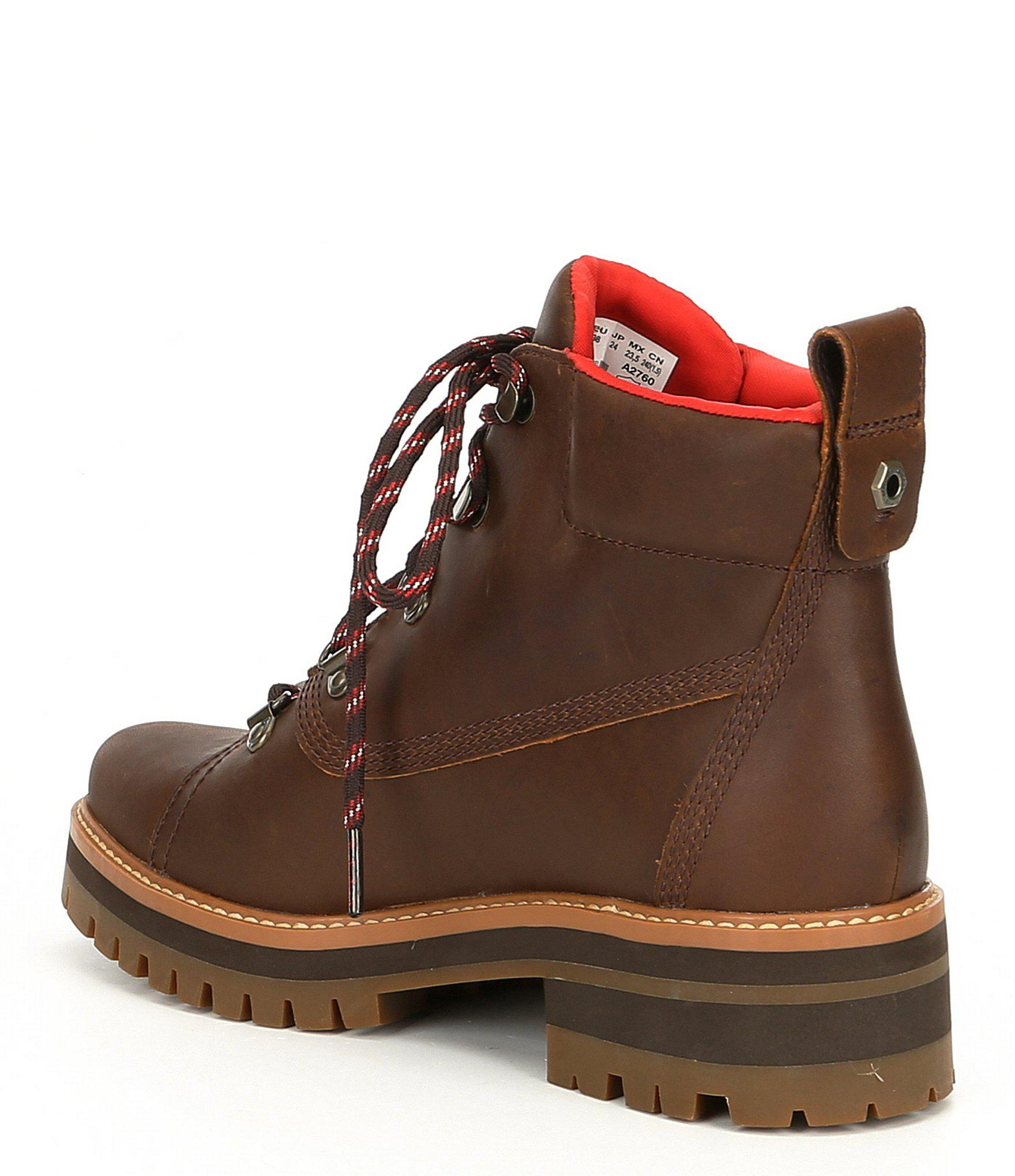 9614c9a6ad2 Timberland Brown Courmayeur Valley 6