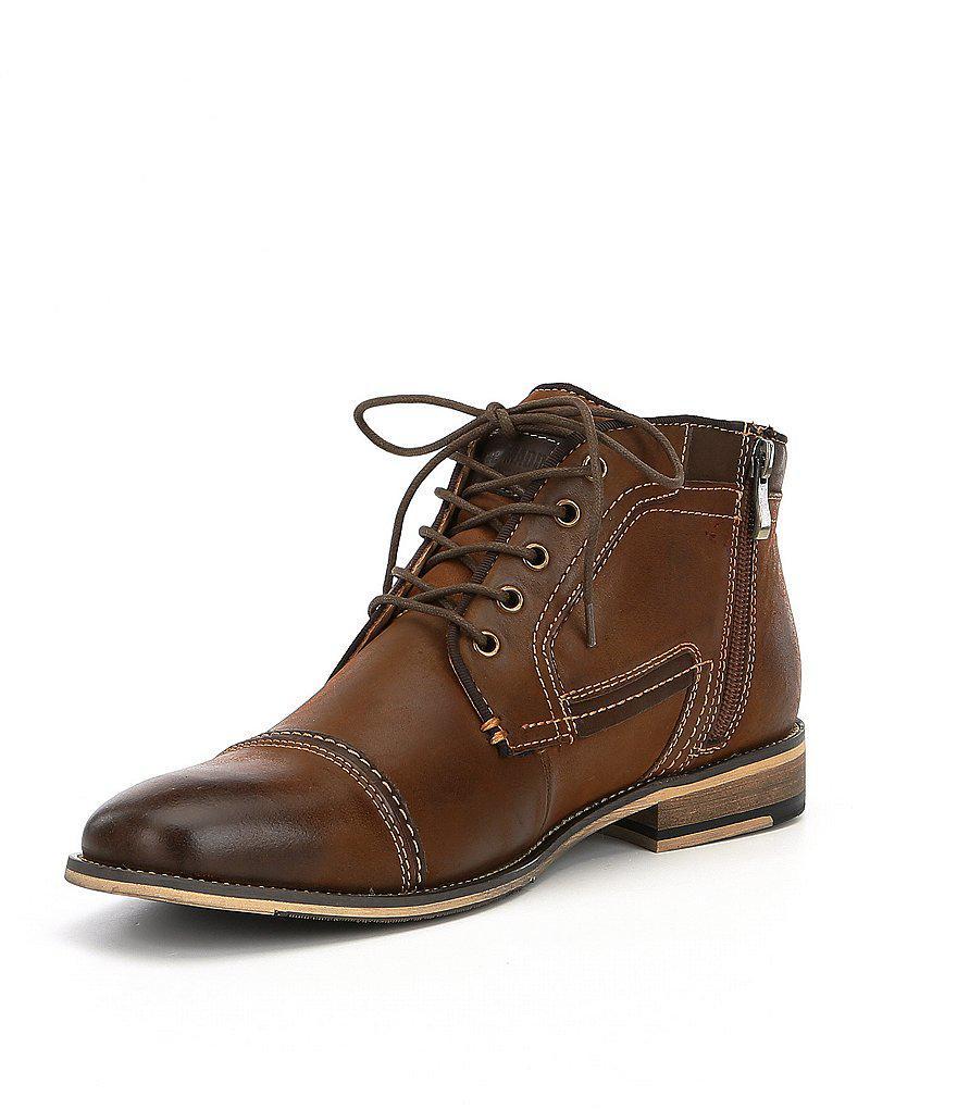 bdae8f8bb2a Steve Madden Brown Men's Joyce Boots for men
