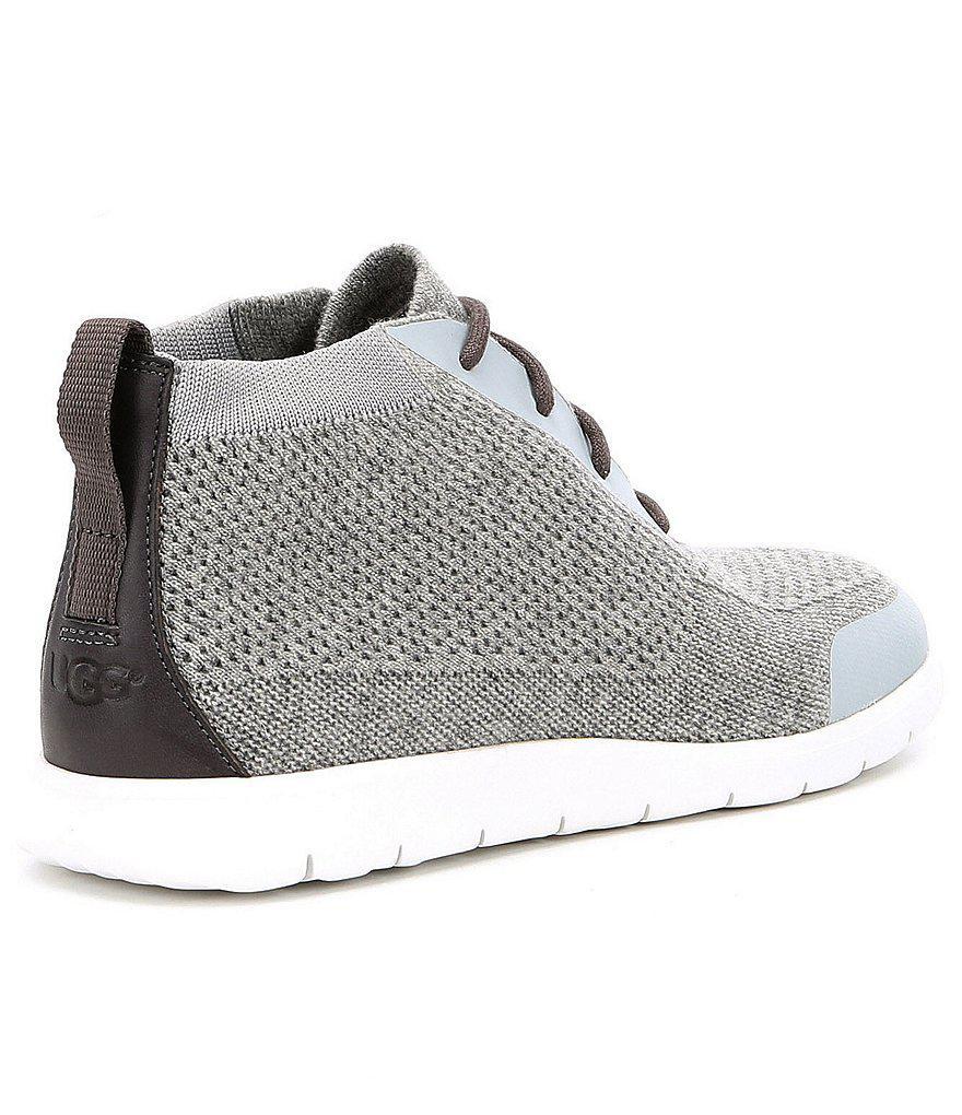 c48b634773a Ugg Gray ® Men's Freamon Hyperweave Chukka Boots for men