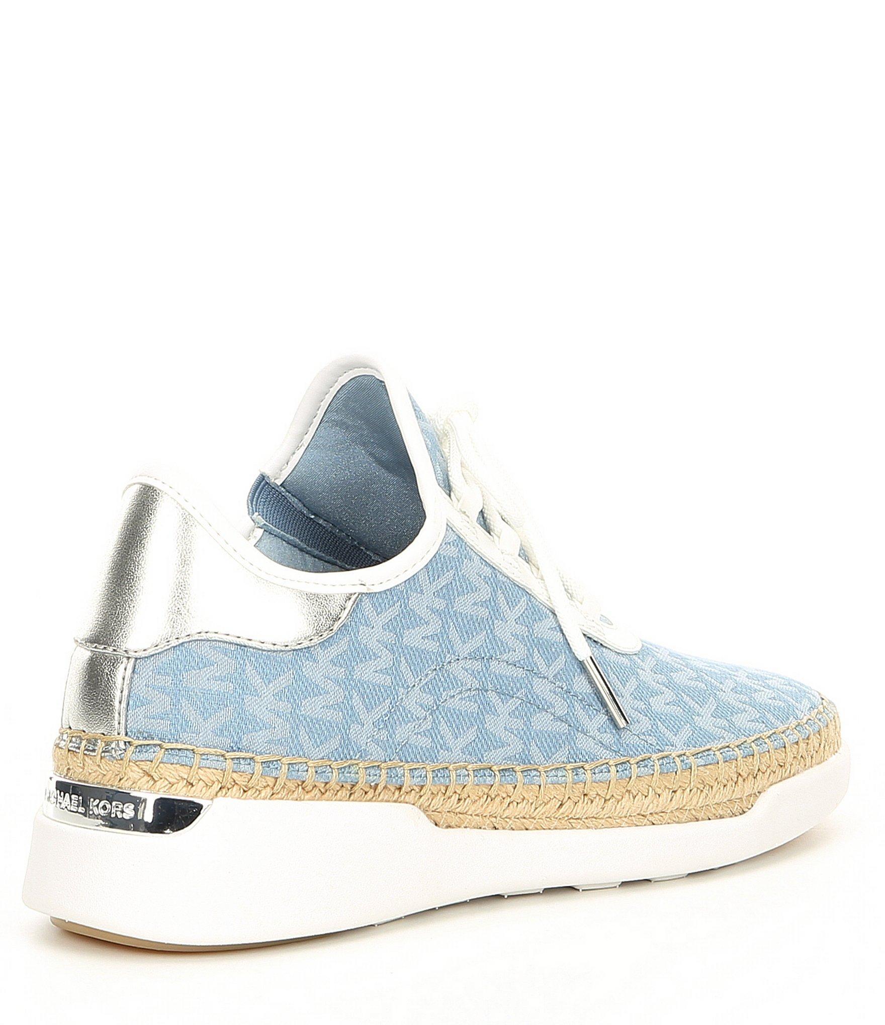 d31e8c19c5d MICHAEL Michael Kors Blue Finch Lace Up Shoes