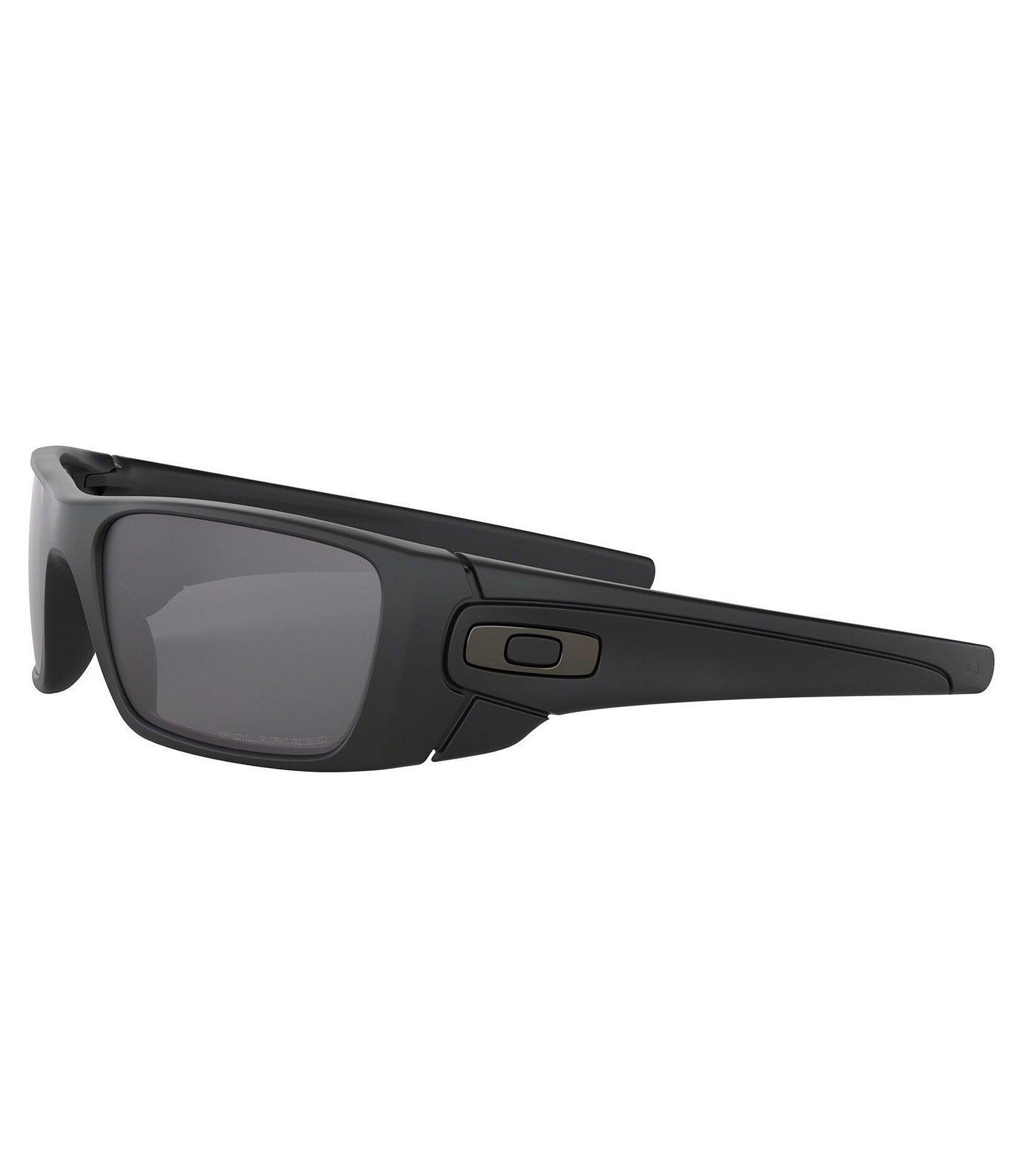 Oakley Fuel Cell Polarized >> Men S Black Fuel Cell Polarized Sunglasses