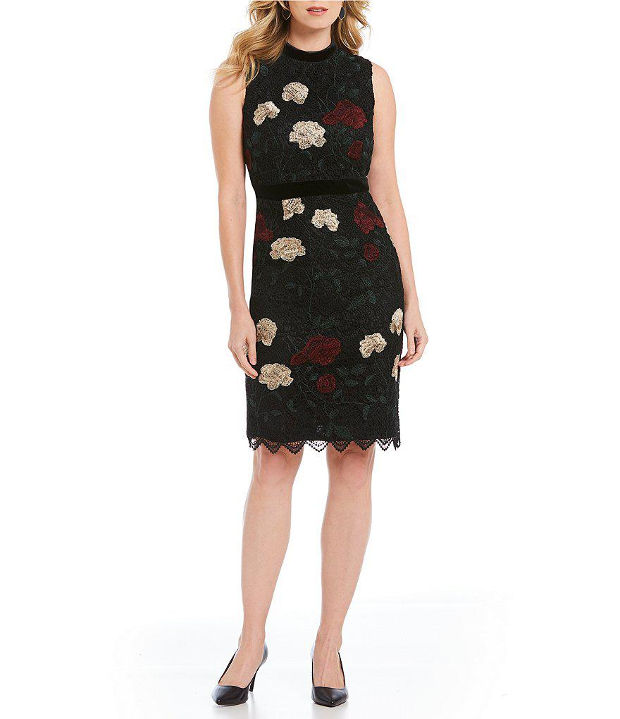 1b303449ef Gallery. Previously sold at  Dillard s · Women s Black Lace Cocktail Dresses  ...