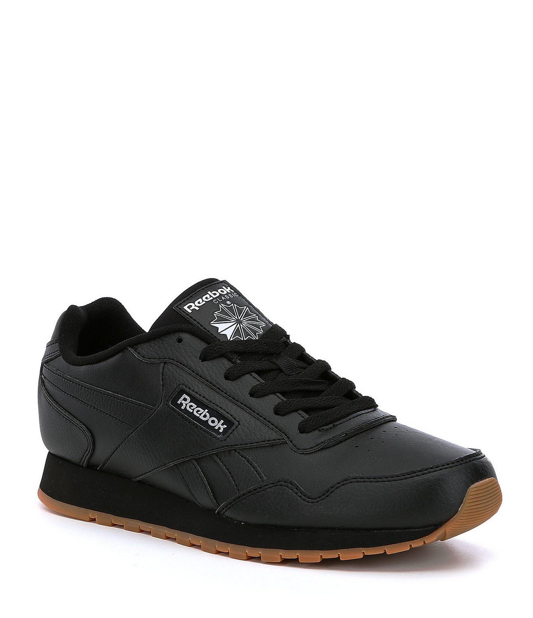 674d36e5dab5a Lyst - Reebok Men s Classic Harman Run Shoes in Black for Men