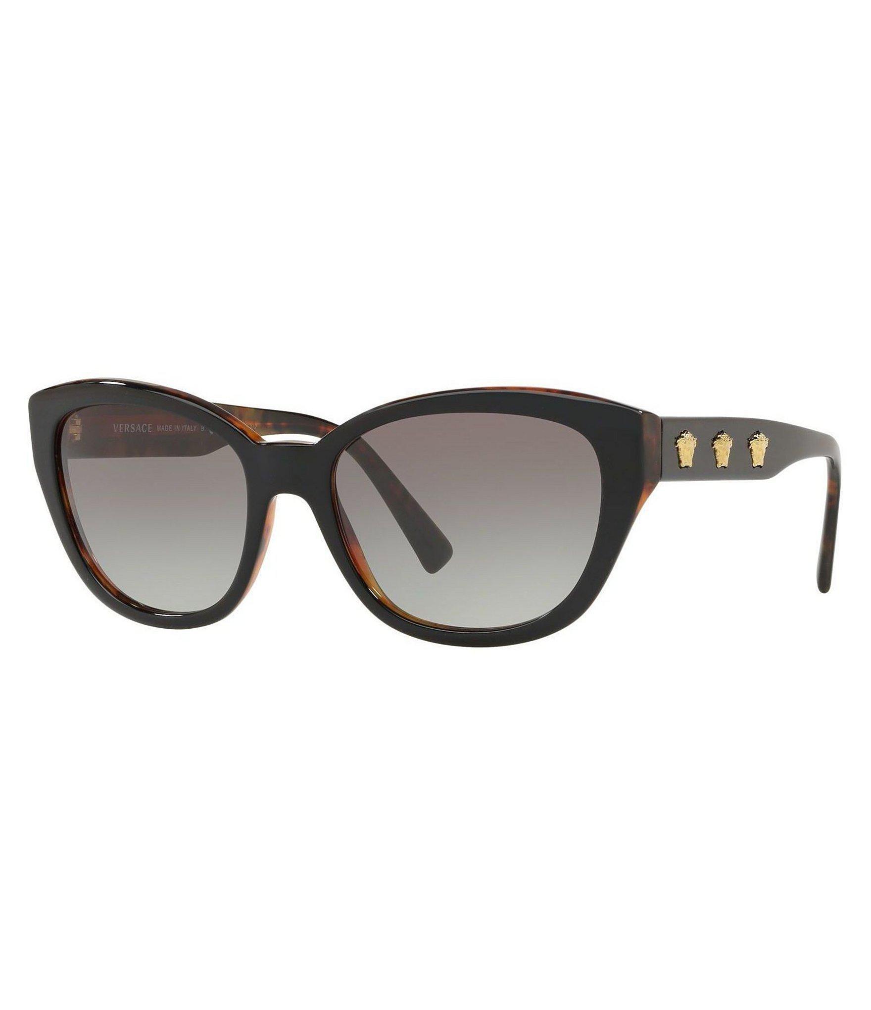 9c0685501 Lyst - Versace Medusa Rock Icon Sunglasses in Black