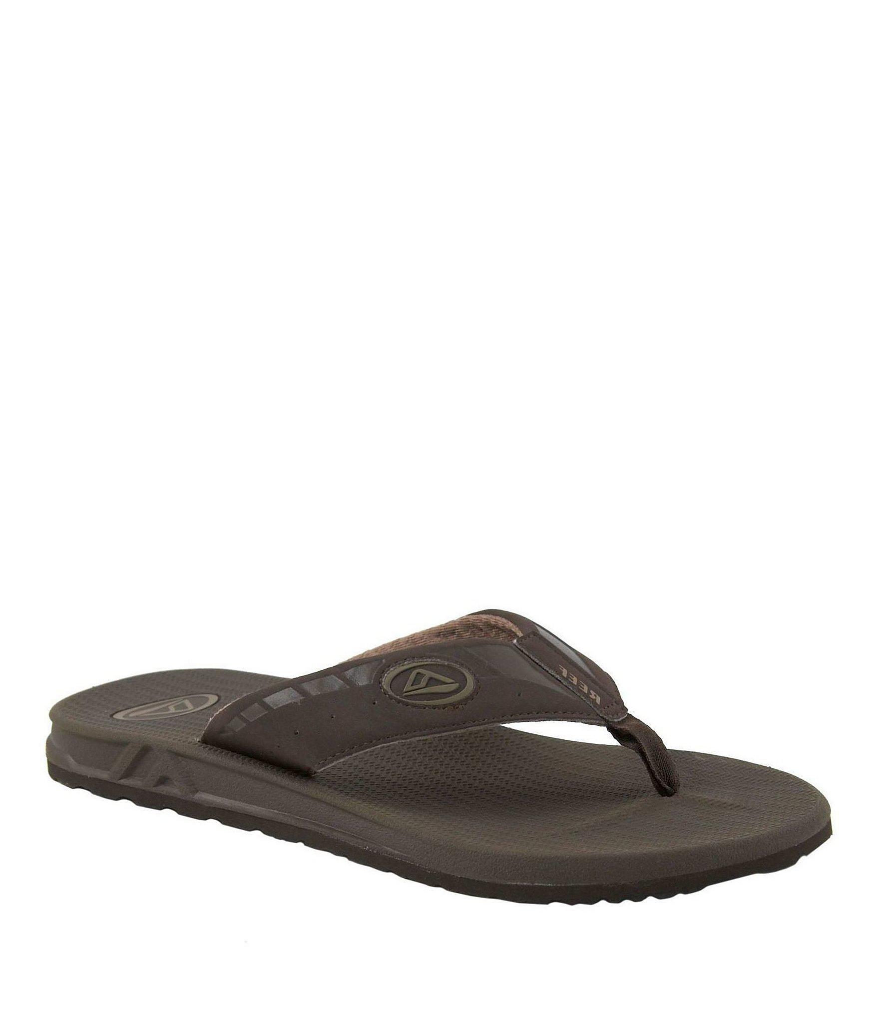 d5af03f739c7 Reef Phantoms Thong Sandals in Brown for Men - Lyst
