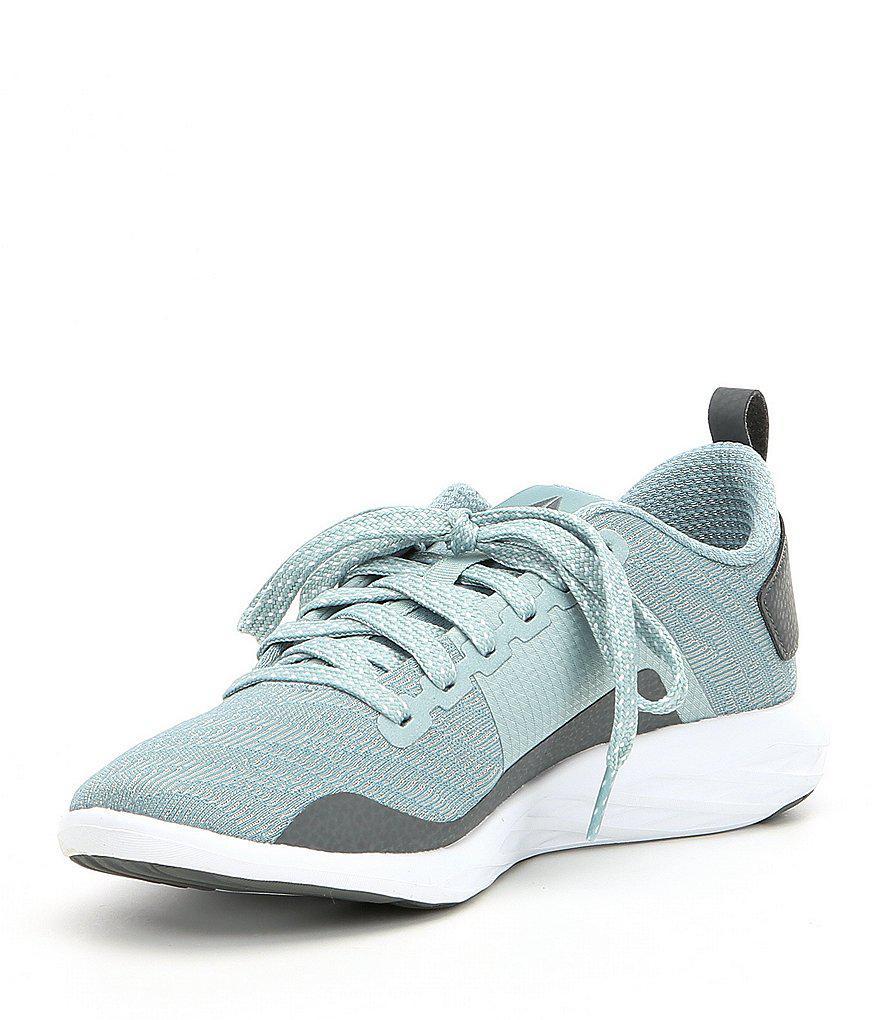 a098bf29b75a Lyst - Reebok Women s Astroride Walking Shoes in Blue