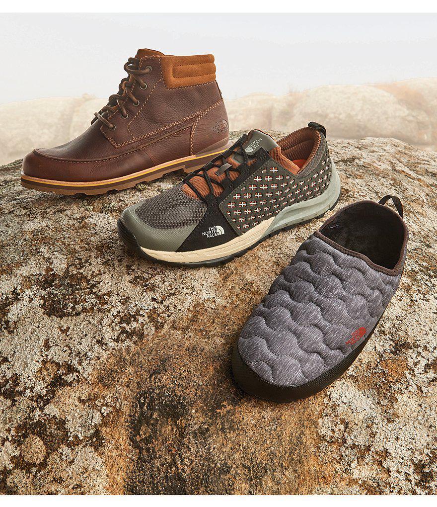 e3132e2b3 The North Face Brown Men's Bridgeton Chukka Boots for men
